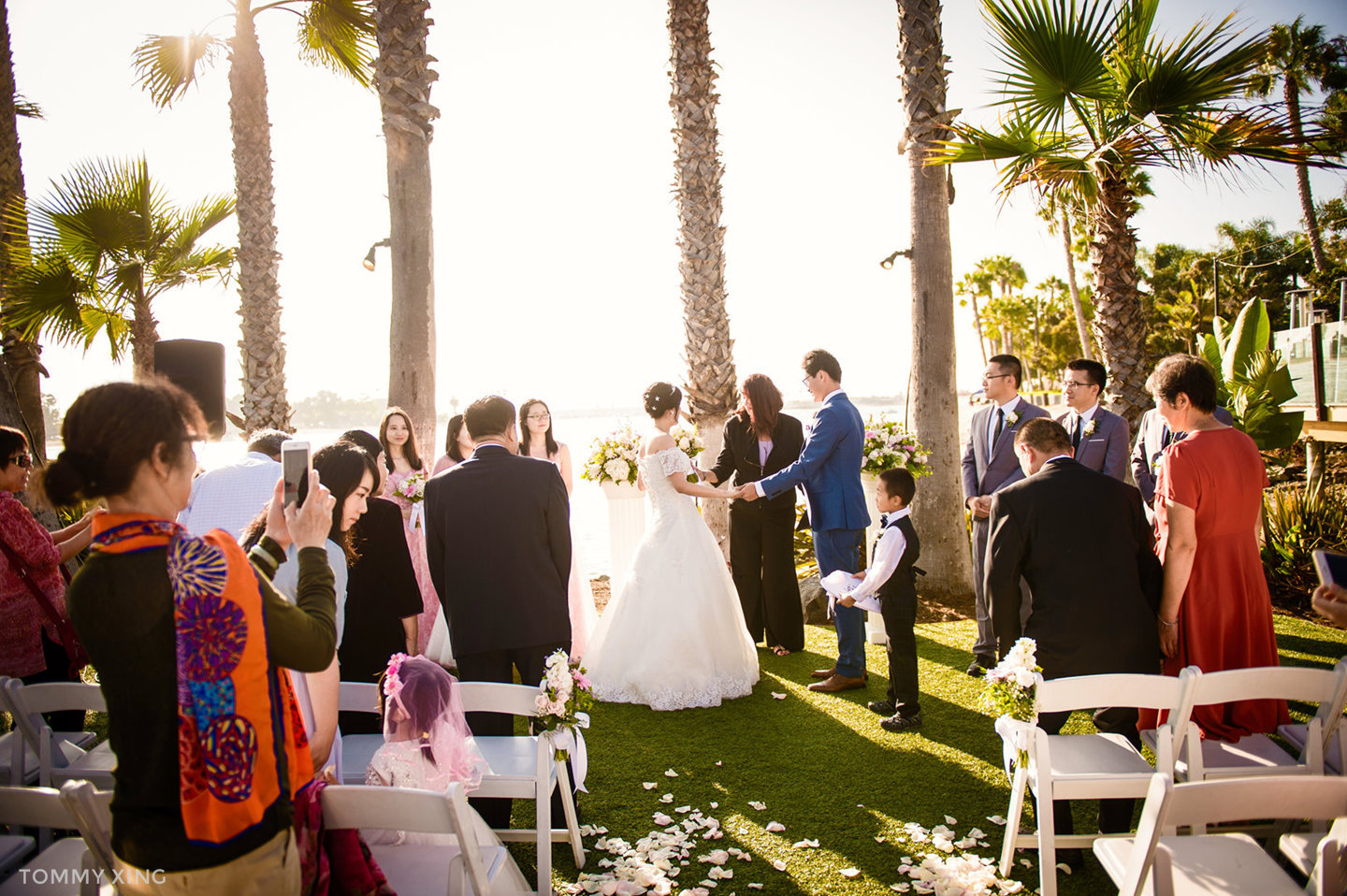 Paradise Point Resort Wedding Xiaolu & Bin San Diego 圣地亚哥婚礼摄影跟拍 Tommy Xing Photography 洛杉矶婚礼婚纱照摄影师 117.jpg