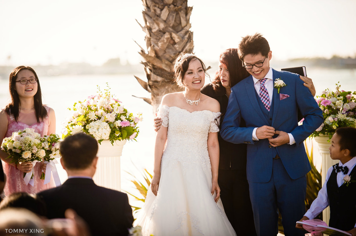 Paradise Point Resort Wedding Xiaolu & Bin San Diego 圣地亚哥婚礼摄影跟拍 Tommy Xing Photography 洛杉矶婚礼婚纱照摄影师 118.jpg