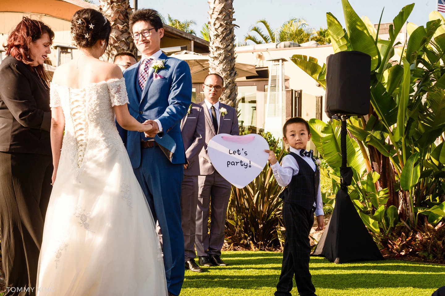 Paradise Point Resort Wedding Xiaolu & Bin San Diego 圣地亚哥婚礼摄影跟拍 Tommy Xing Photography 洛杉矶婚礼婚纱照摄影师 129.jpg