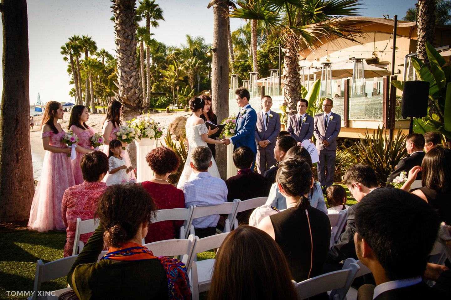 Paradise Point Resort Wedding Xiaolu & Bin San Diego 圣地亚哥婚礼摄影跟拍 Tommy Xing Photography 洛杉矶婚礼婚纱照摄影师 134.jpg