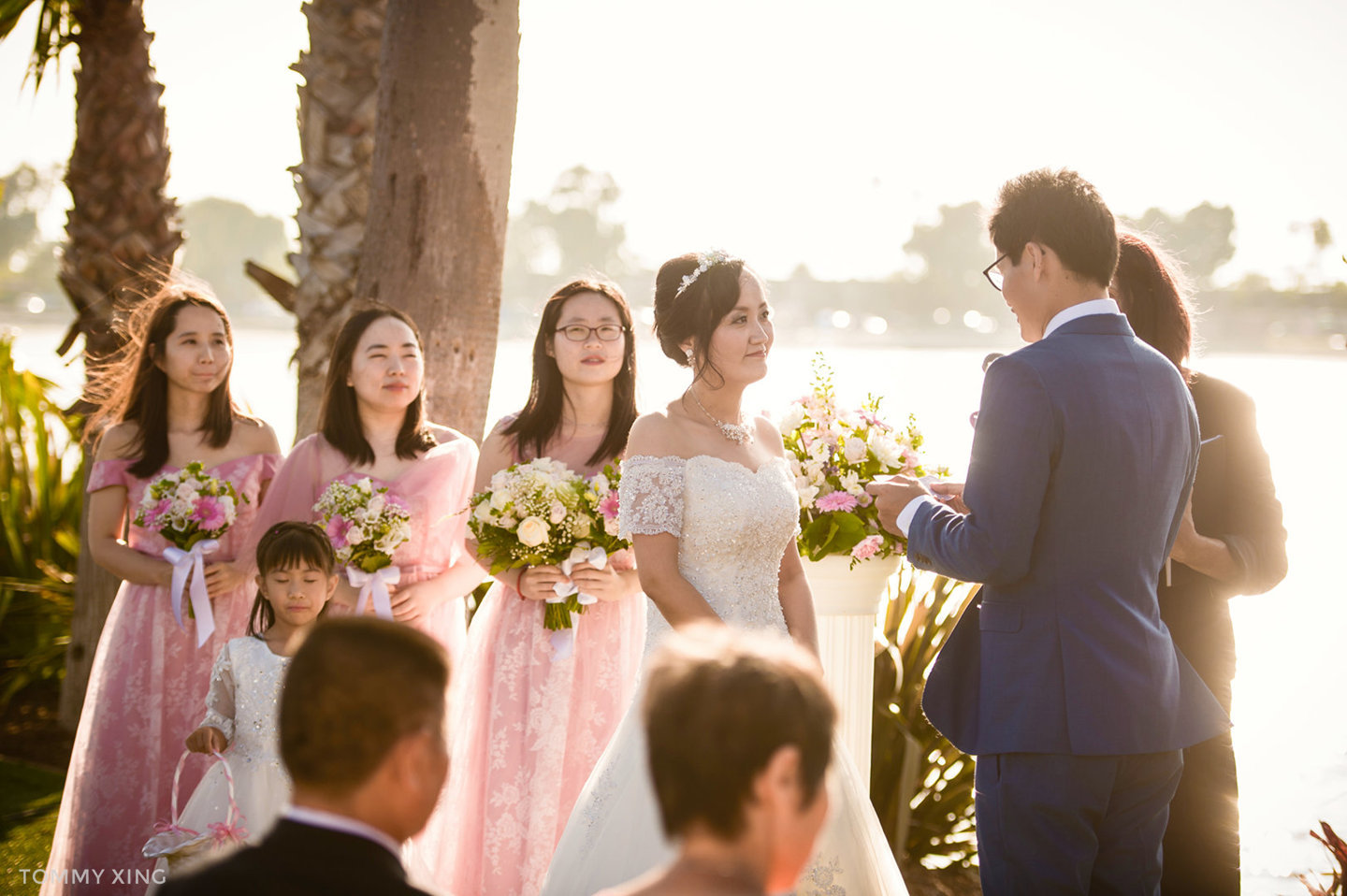 Paradise Point Resort Wedding Xiaolu & Bin San Diego 圣地亚哥婚礼摄影跟拍 Tommy Xing Photography 洛杉矶婚礼婚纱照摄影师 135.jpg