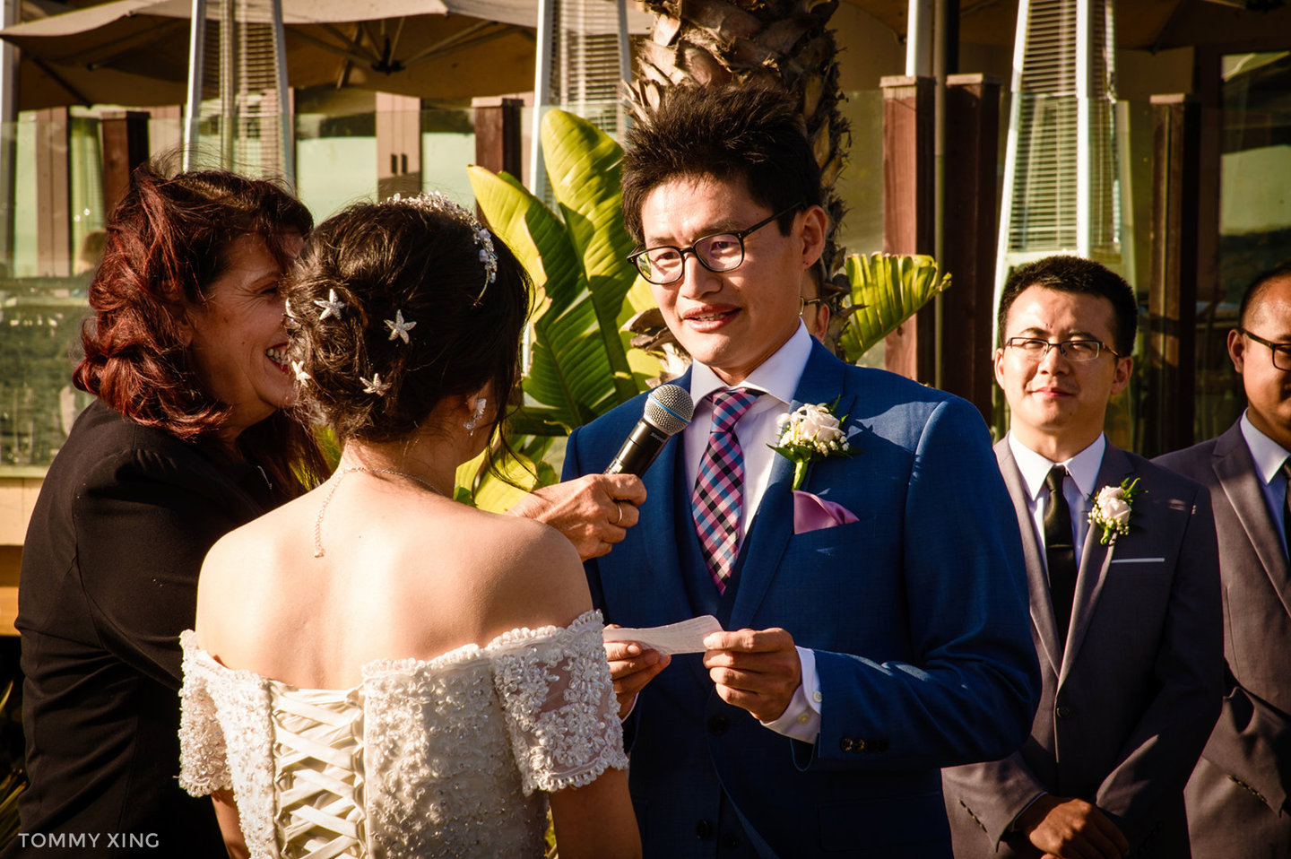 Paradise Point Resort Wedding Xiaolu & Bin San Diego 圣地亚哥婚礼摄影跟拍 Tommy Xing Photography 洛杉矶婚礼婚纱照摄影师 136.jpg