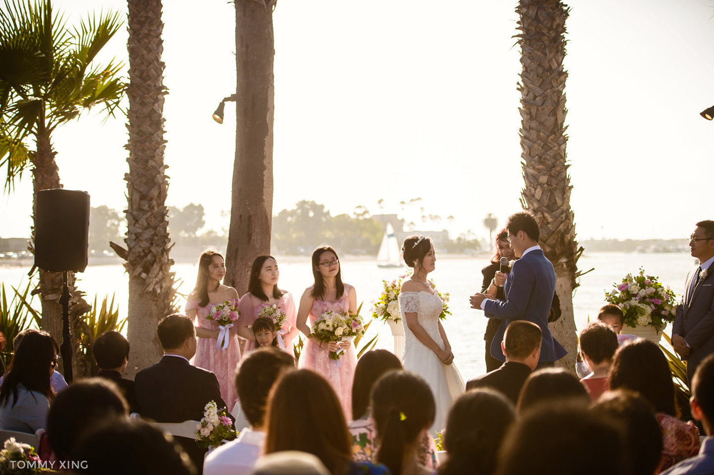 Paradise Point Resort Wedding Xiaolu & Bin San Diego 圣地亚哥婚礼摄影跟拍 Tommy Xing Photography 洛杉矶婚礼婚纱照摄影师 139.jpg