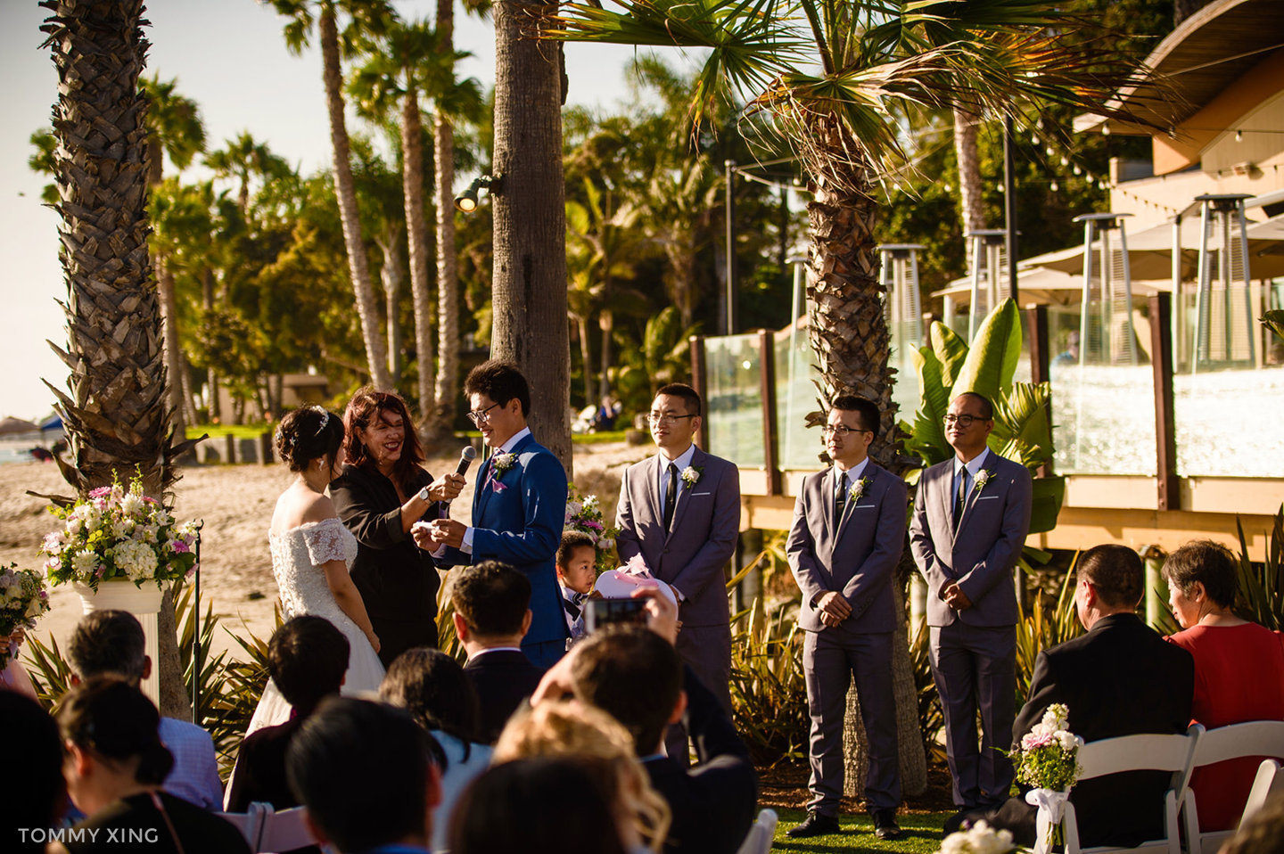 Paradise Point Resort Wedding Xiaolu & Bin San Diego 圣地亚哥婚礼摄影跟拍 Tommy Xing Photography 洛杉矶婚礼婚纱照摄影师 138.jpg