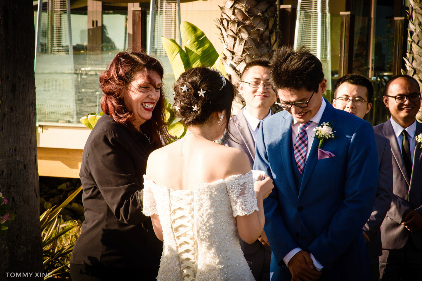 Paradise Point Resort Wedding Xiaolu & Bin San Diego 圣地亚哥婚礼摄影跟拍 Tommy Xing Photography 洛杉矶婚礼婚纱照摄影师 143.jpg