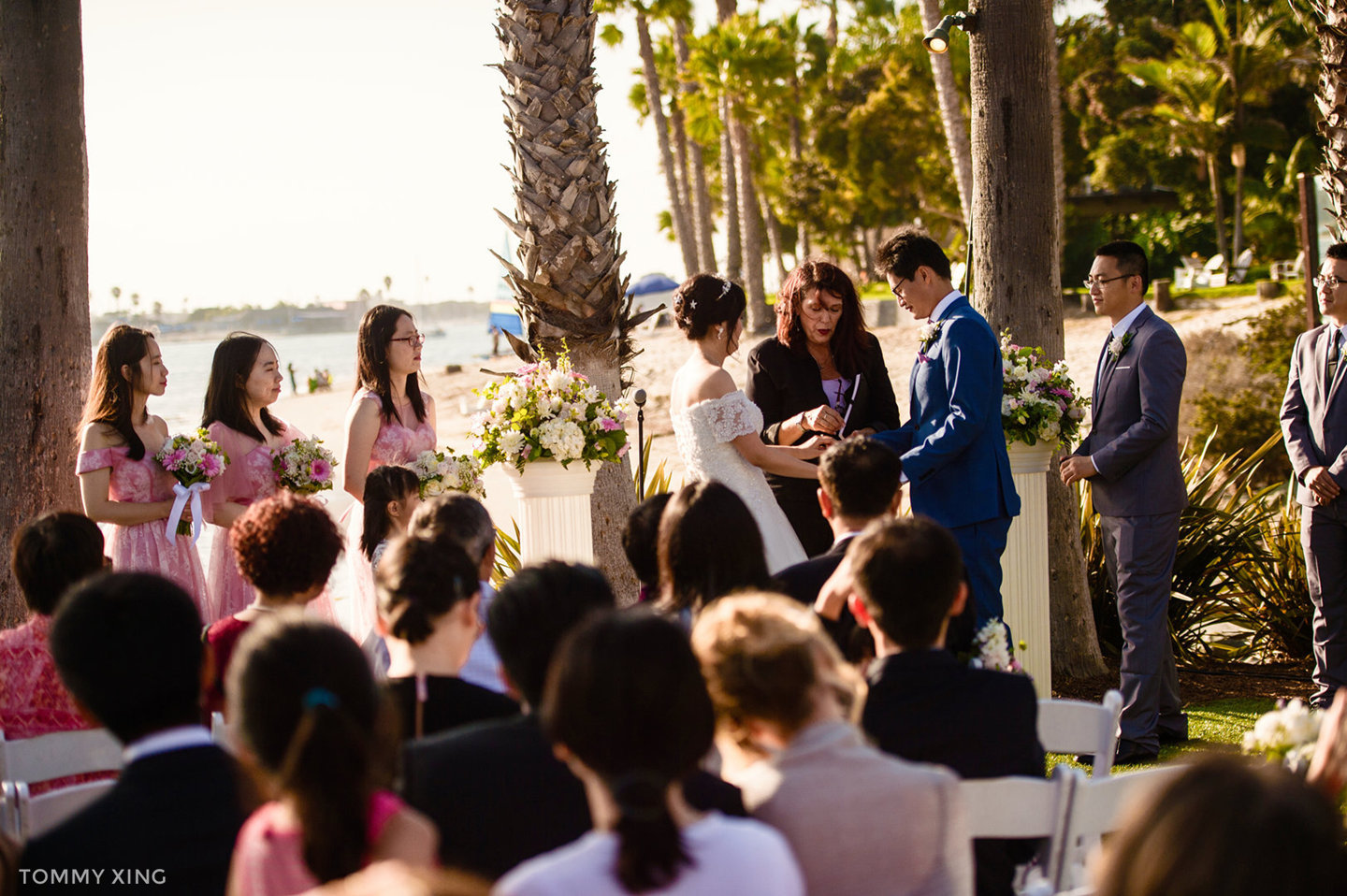 Paradise Point Resort Wedding Xiaolu & Bin San Diego 圣地亚哥婚礼摄影跟拍 Tommy Xing Photography 洛杉矶婚礼婚纱照摄影师 148.jpg