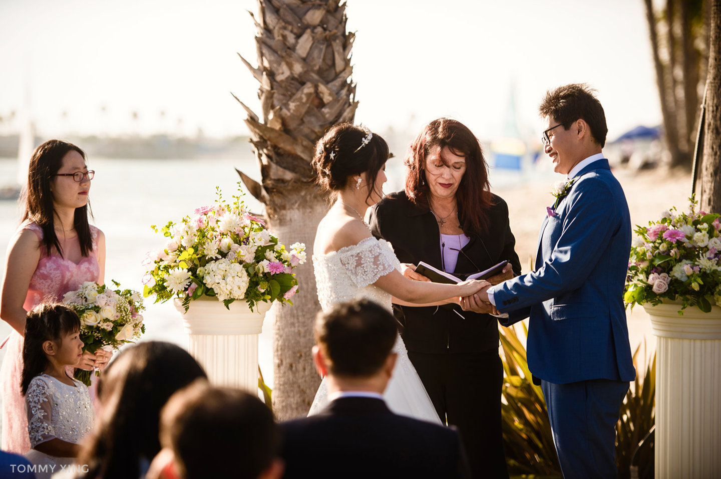 Paradise Point Resort Wedding Xiaolu & Bin San Diego 圣地亚哥婚礼摄影跟拍 Tommy Xing Photography 洛杉矶婚礼婚纱照摄影师 149.jpg