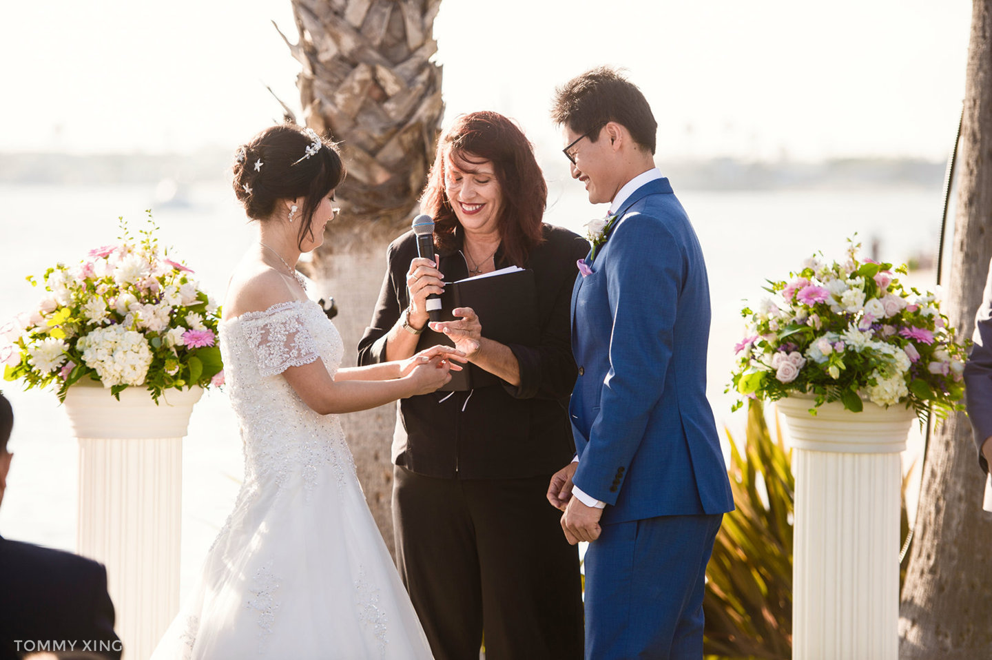 Paradise Point Resort Wedding Xiaolu & Bin San Diego 圣地亚哥婚礼摄影跟拍 Tommy Xing Photography 洛杉矶婚礼婚纱照摄影师 156.jpg