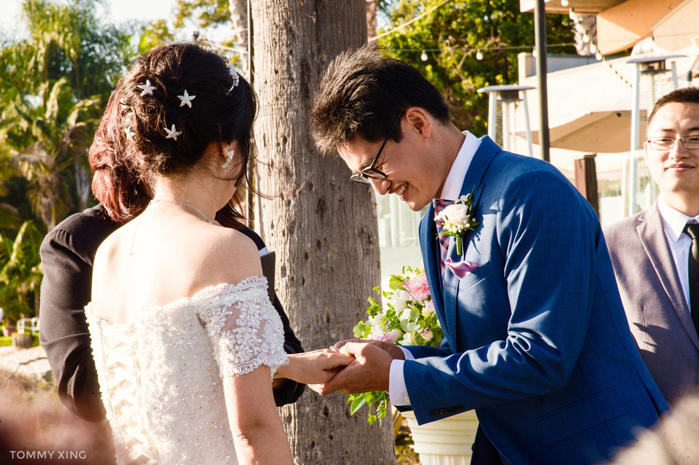 Paradise Point Resort Wedding Xiaolu & Bin San Diego 圣地亚哥婚礼摄影跟拍 Tommy Xing Photography 洛杉矶婚礼婚纱照摄影师 155.jpg