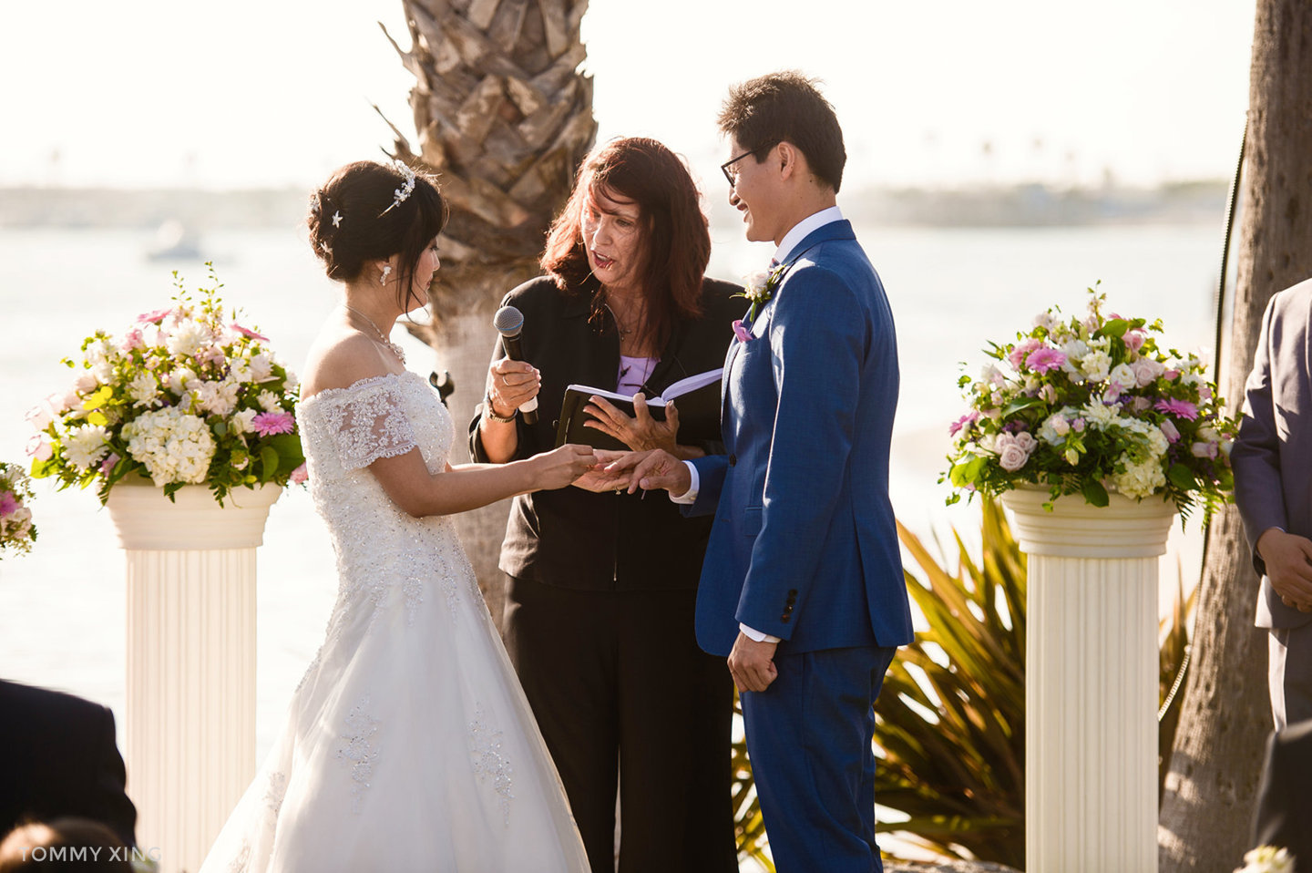 Paradise Point Resort Wedding Xiaolu & Bin San Diego 圣地亚哥婚礼摄影跟拍 Tommy Xing Photography 洛杉矶婚礼婚纱照摄影师 157.jpg