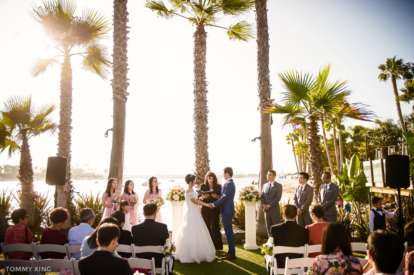 Paradise Point Resort Wedding Xiaolu & Bin San Diego 圣地亚哥婚礼摄影跟拍 Tommy Xing Photography 洛杉矶婚礼婚纱照摄影师 160.jpg
