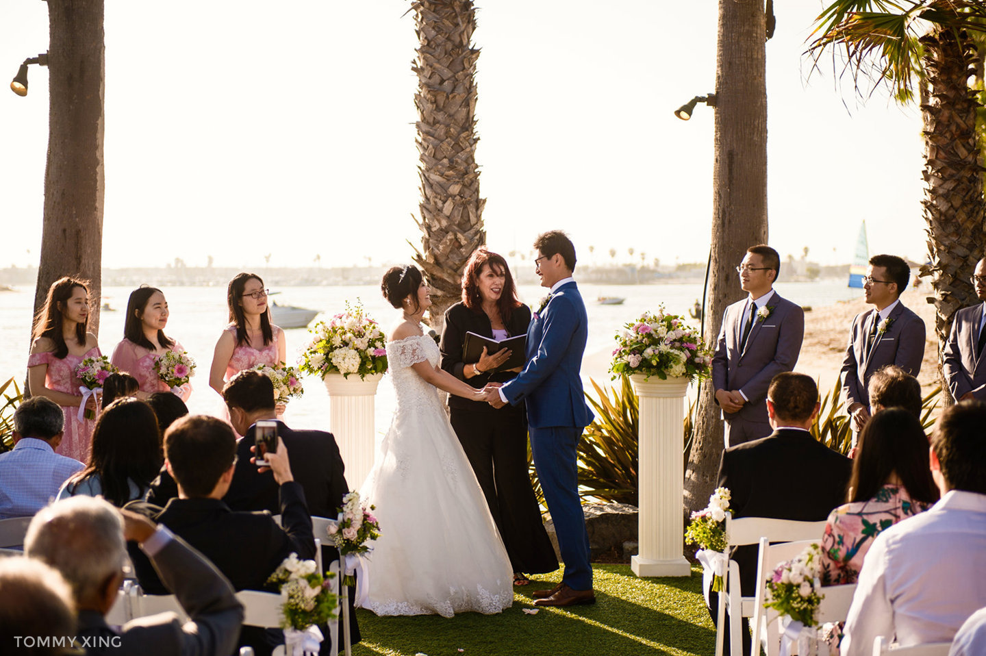 Paradise Point Resort Wedding Xiaolu & Bin San Diego 圣地亚哥婚礼摄影跟拍 Tommy Xing Photography 洛杉矶婚礼婚纱照摄影师 162.jpg