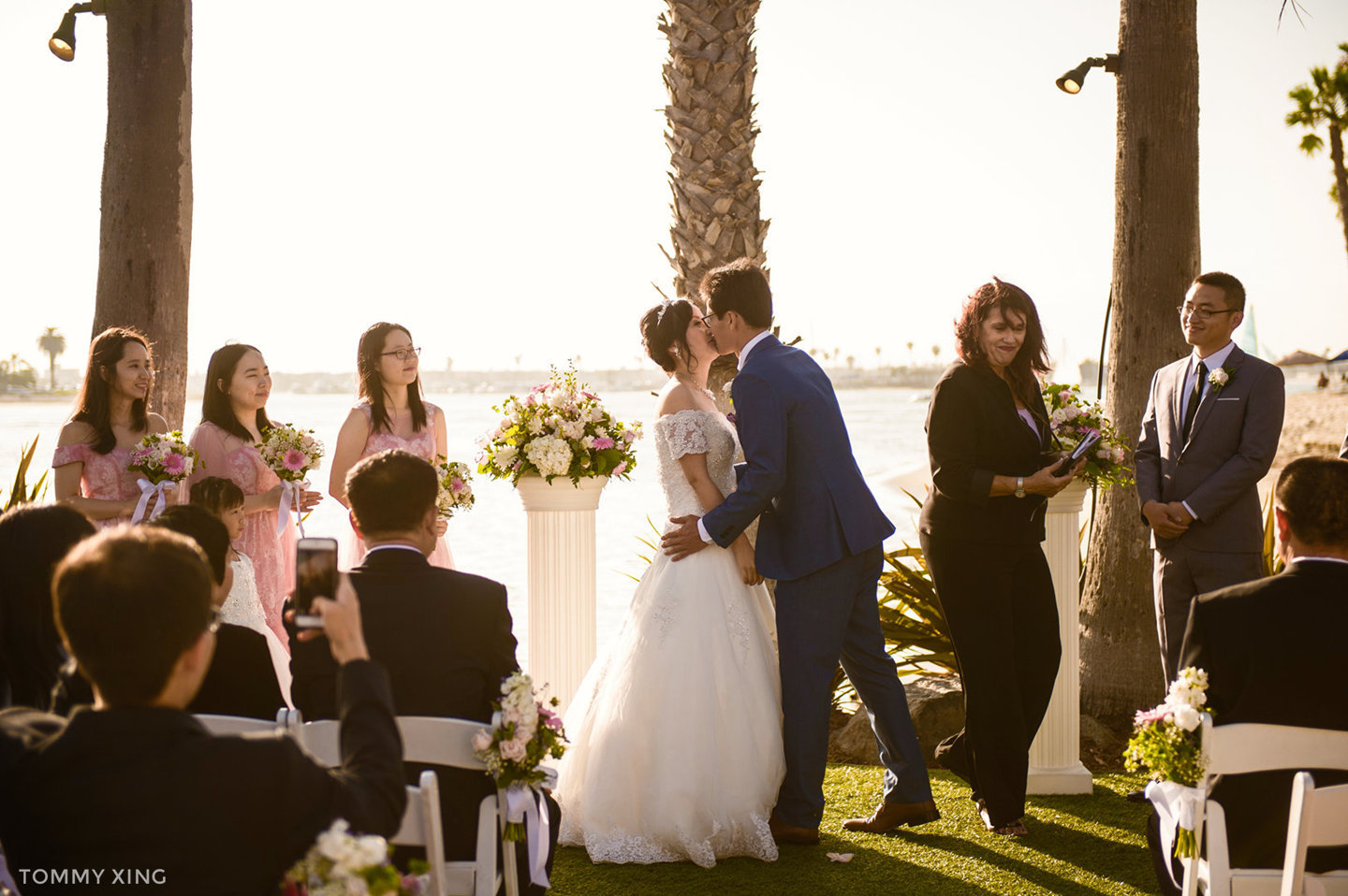 Paradise Point Resort Wedding Xiaolu & Bin San Diego 圣地亚哥婚礼摄影跟拍 Tommy Xing Photography 洛杉矶婚礼婚纱照摄影师 164.jpg
