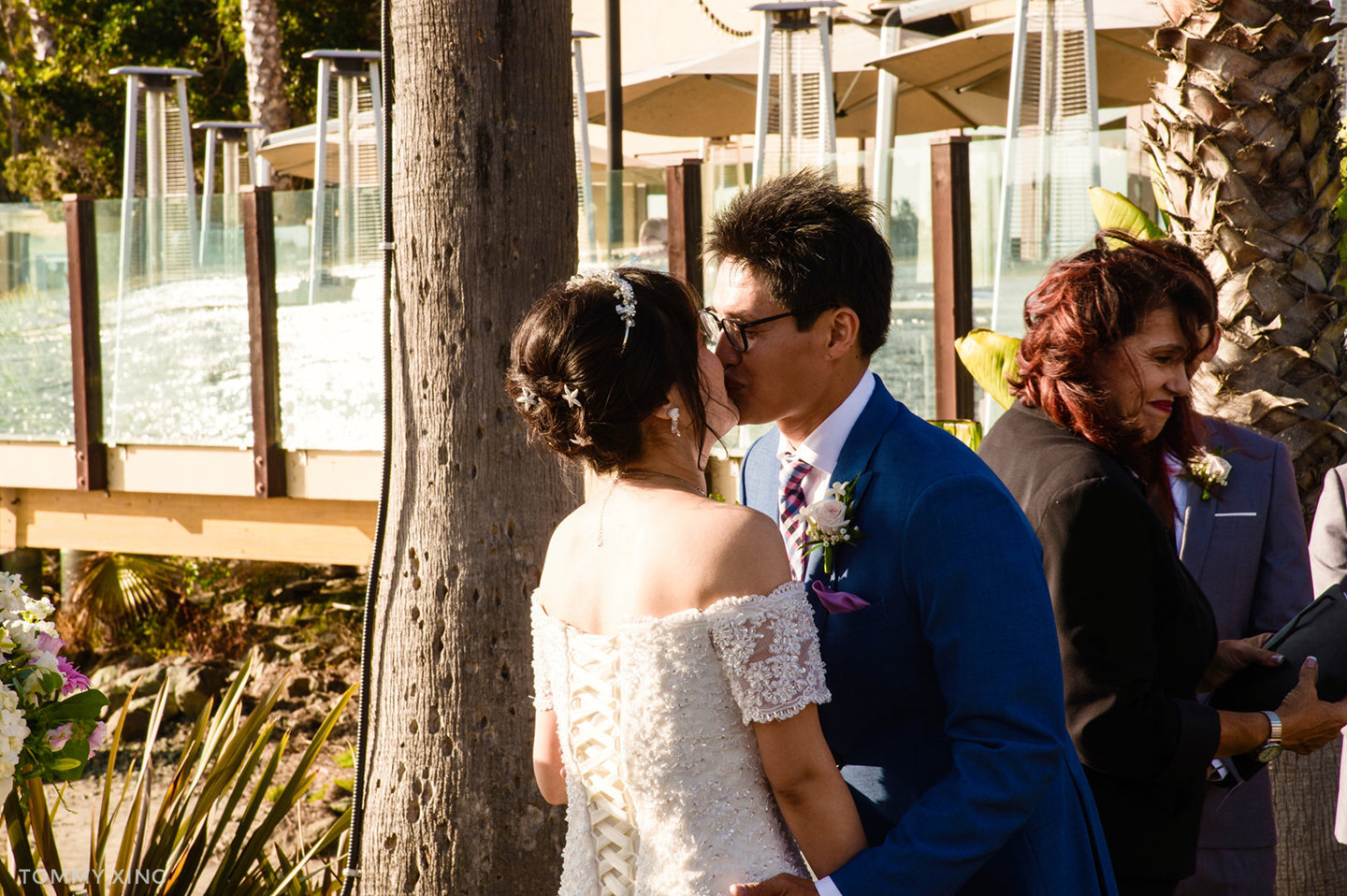 Paradise Point Resort Wedding Xiaolu & Bin San Diego 圣地亚哥婚礼摄影跟拍 Tommy Xing Photography 洛杉矶婚礼婚纱照摄影师 167.jpg