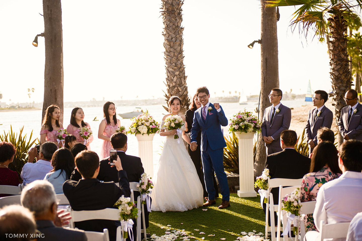 Paradise Point Resort Wedding Xiaolu & Bin San Diego 圣地亚哥婚礼摄影跟拍 Tommy Xing Photography 洛杉矶婚礼婚纱照摄影师 169.jpg