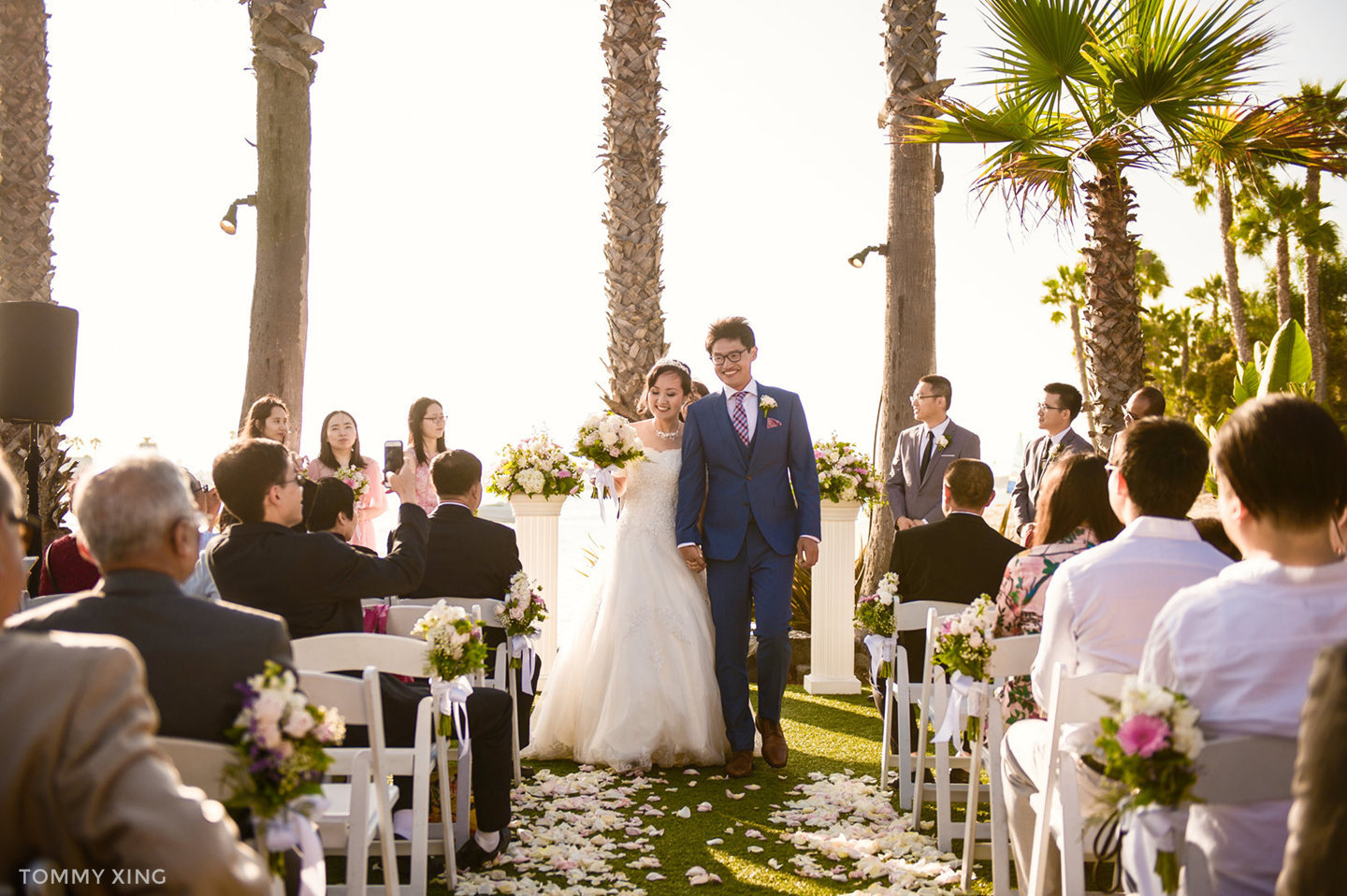 Paradise Point Resort Wedding Xiaolu & Bin San Diego 圣地亚哥婚礼摄影跟拍 Tommy Xing Photography 洛杉矶婚礼婚纱照摄影师 175.jpg