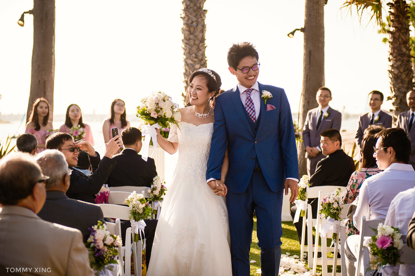 Paradise Point Resort Wedding Xiaolu & Bin San Diego 圣地亚哥婚礼摄影跟拍 Tommy Xing Photography 洛杉矶婚礼婚纱照摄影师 177.jpg