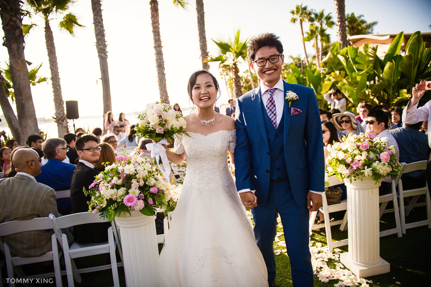 Paradise Point Resort Wedding Xiaolu & Bin San Diego 圣地亚哥婚礼摄影跟拍 Tommy Xing Photography 洛杉矶婚礼婚纱照摄影师 180.jpg