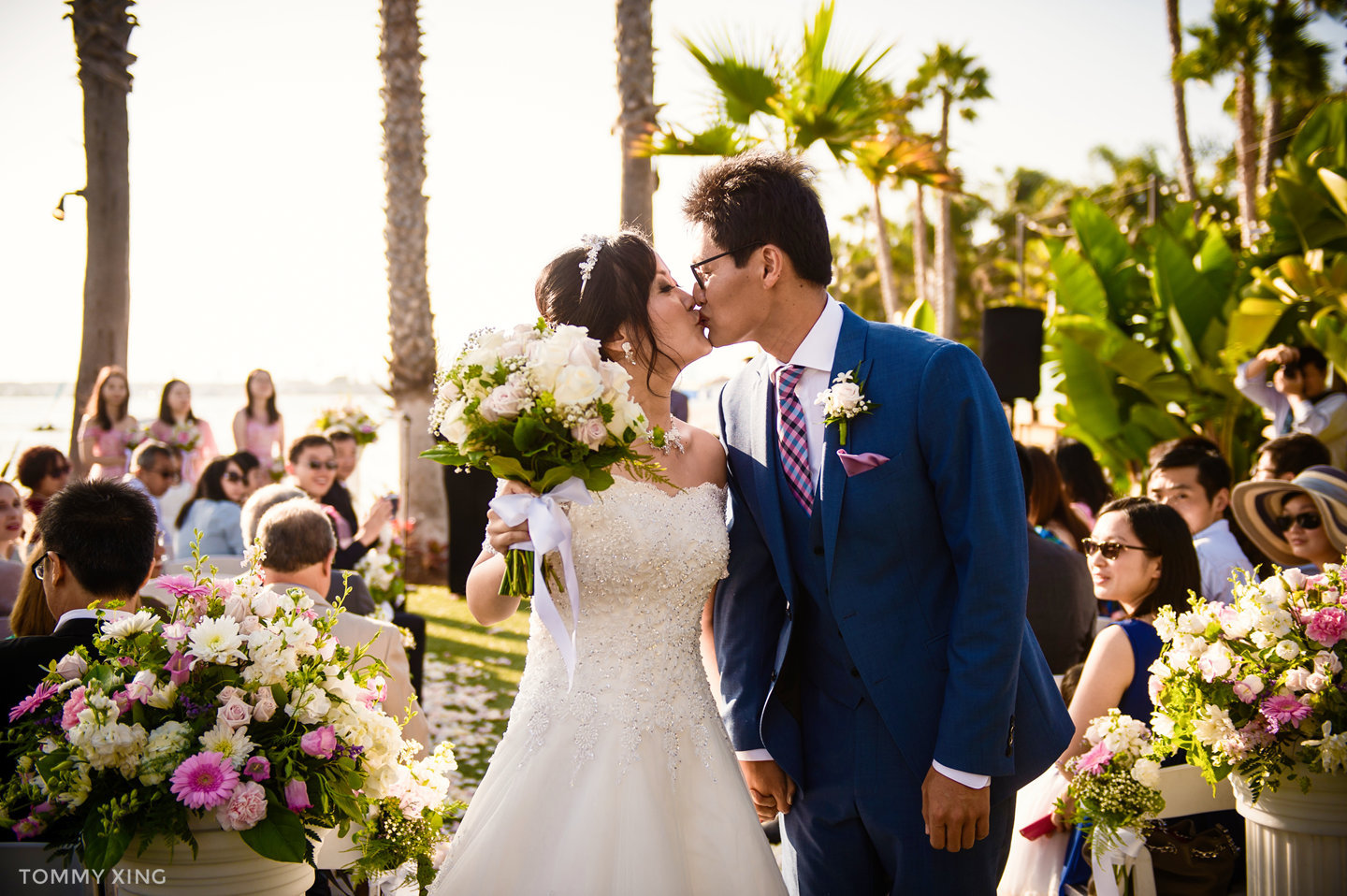Paradise Point Resort Wedding Xiaolu & Bin San Diego 圣地亚哥婚礼摄影跟拍 Tommy Xing Photography 洛杉矶婚礼婚纱照摄影师 179.jpg