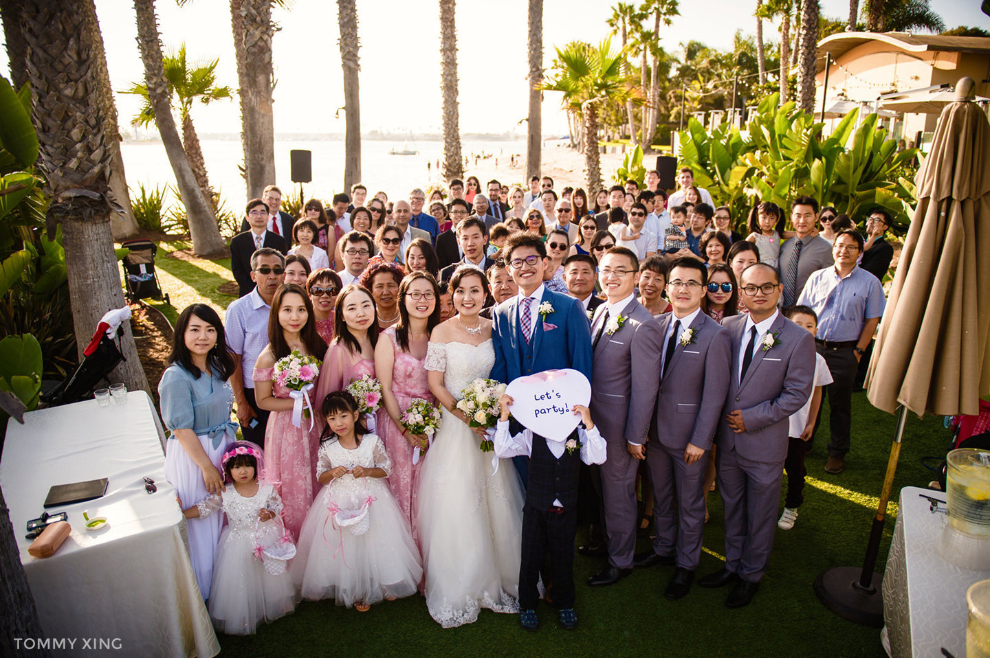 Paradise Point Resort Wedding Xiaolu & Bin San Diego 圣地亚哥婚礼摄影跟拍 Tommy Xing Photography 洛杉矶婚礼婚纱照摄影师 185.jpg
