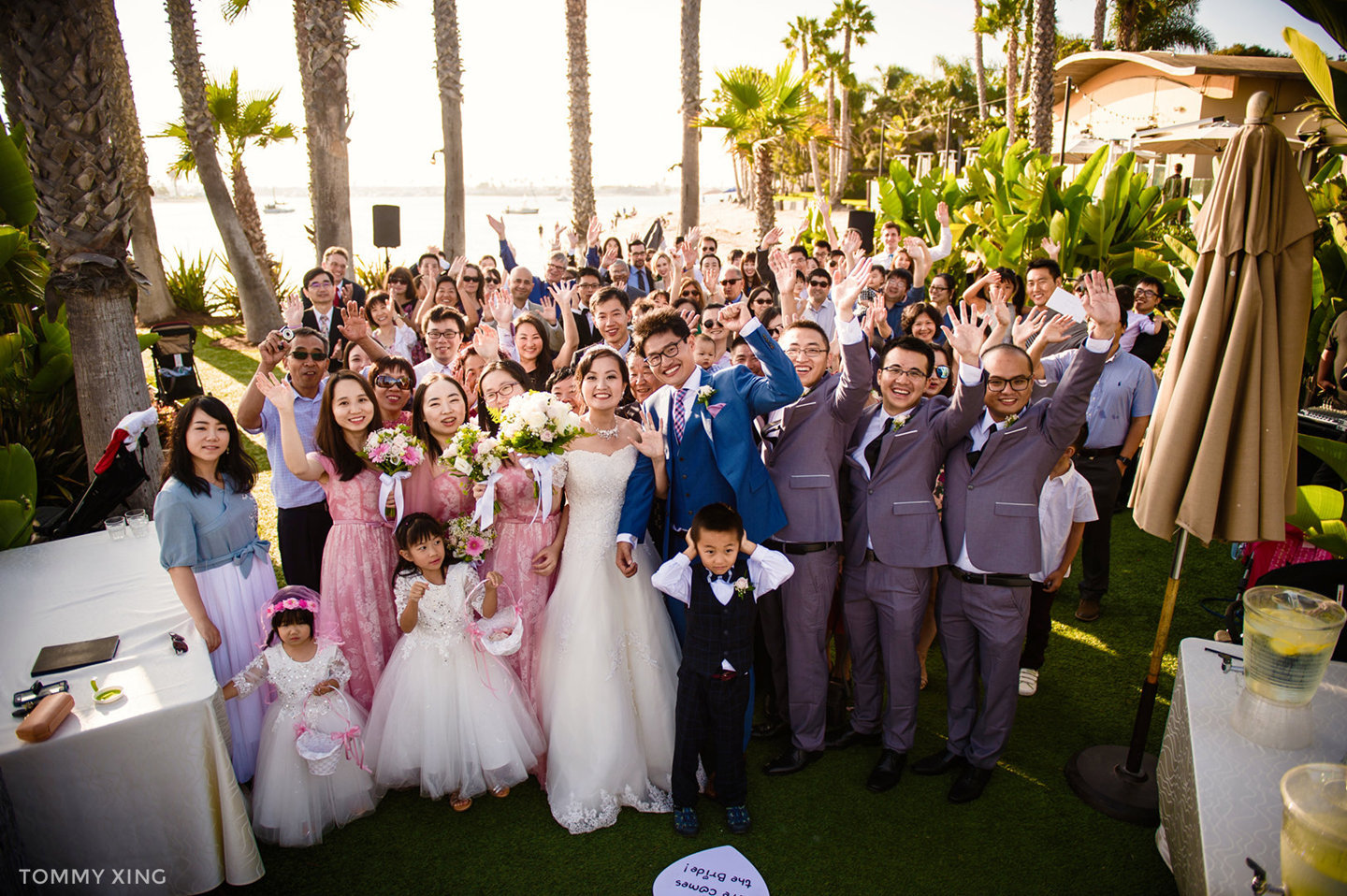 Paradise Point Resort Wedding Xiaolu & Bin San Diego 圣地亚哥婚礼摄影跟拍 Tommy Xing Photography 洛杉矶婚礼婚纱照摄影师 187.jpg