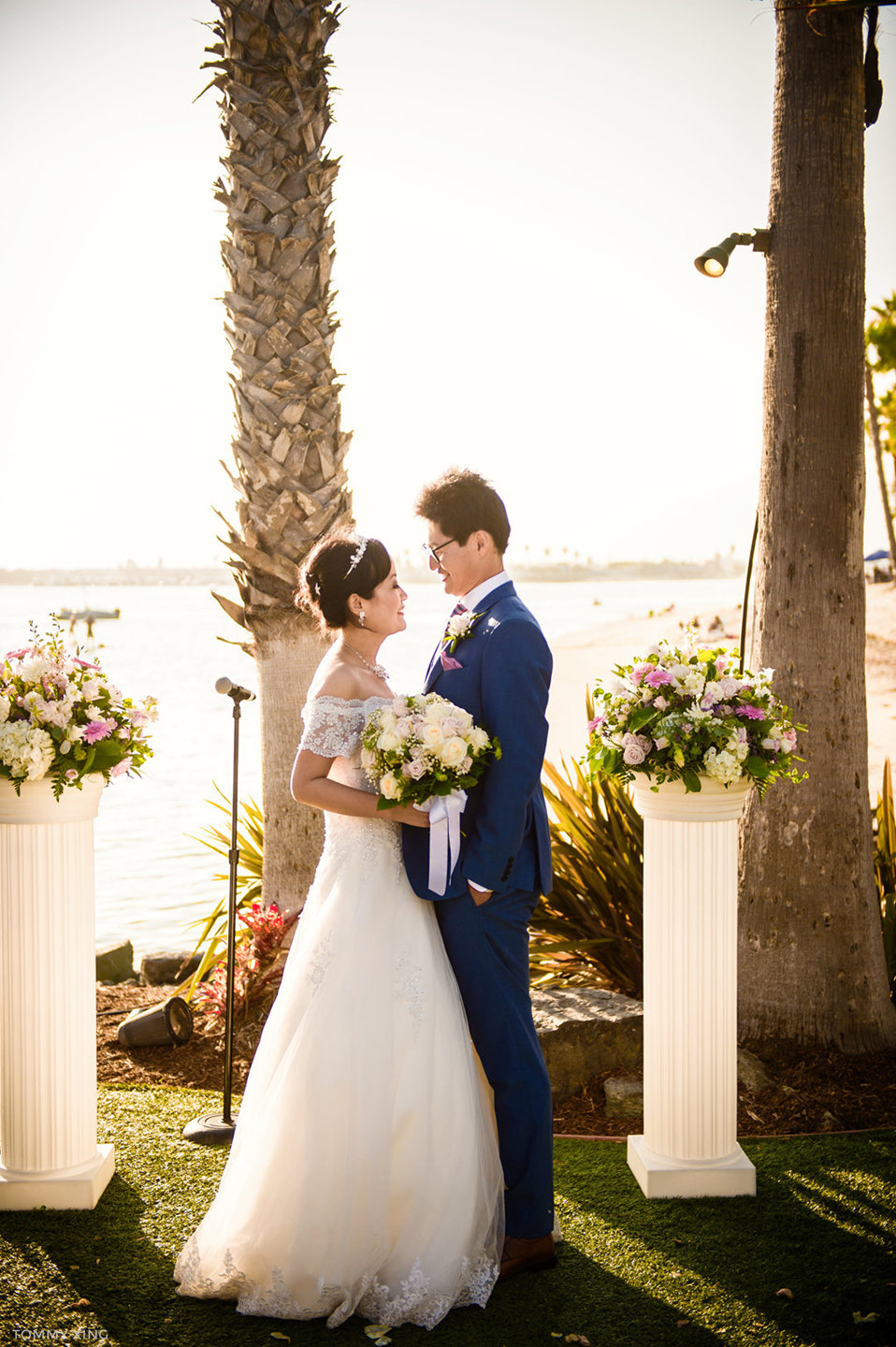 Paradise Point Resort Wedding Xiaolu & Bin San Diego 圣地亚哥婚礼摄影跟拍 Tommy Xing Photography 洛杉矶婚礼婚纱照摄影师 189.jpg
