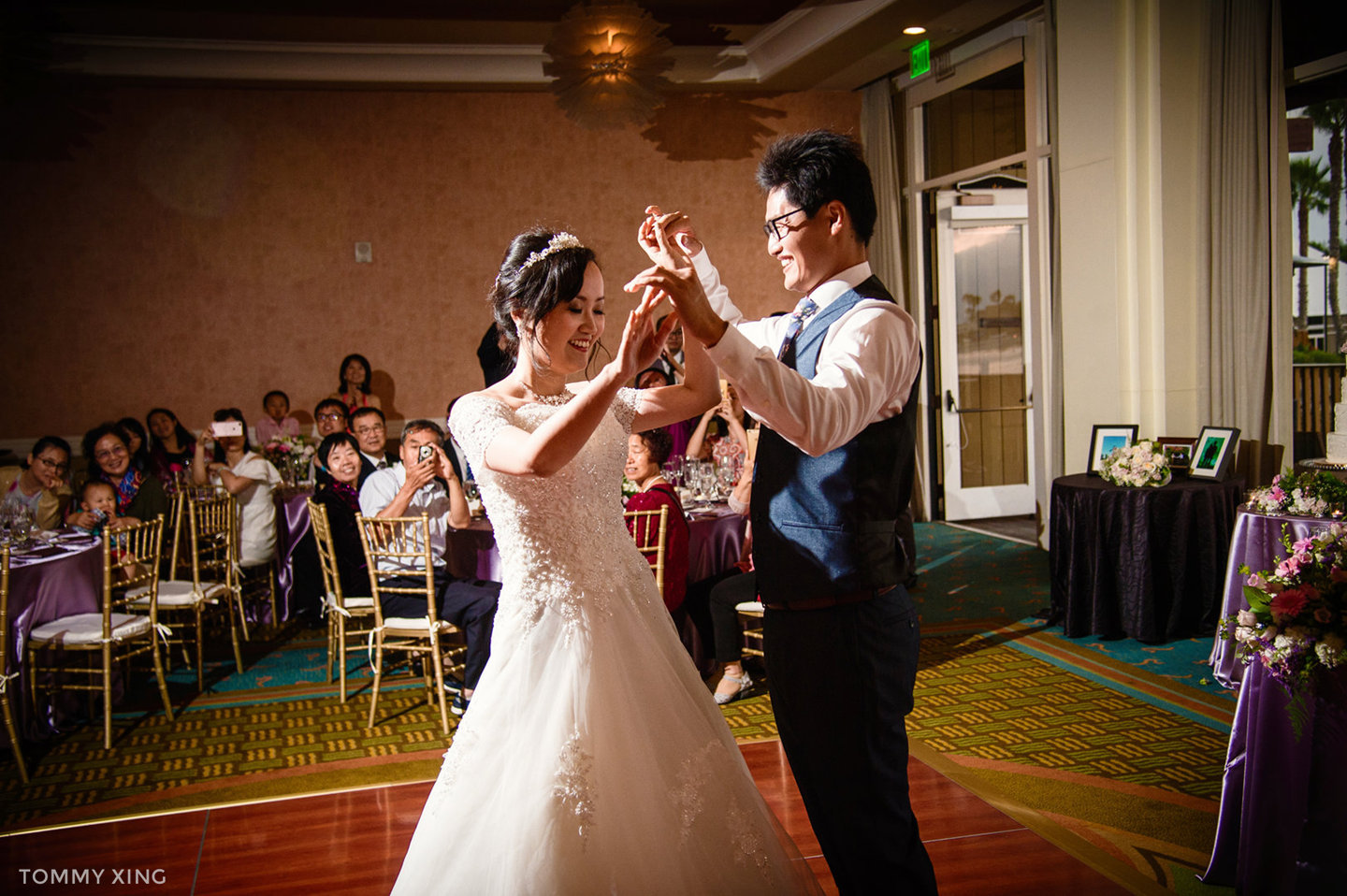 Paradise Point Resort Wedding Xiaolu & Bin San Diego 圣地亚哥婚礼摄影跟拍 Tommy Xing Photography 洛杉矶婚礼婚纱照摄影师 227.jpg