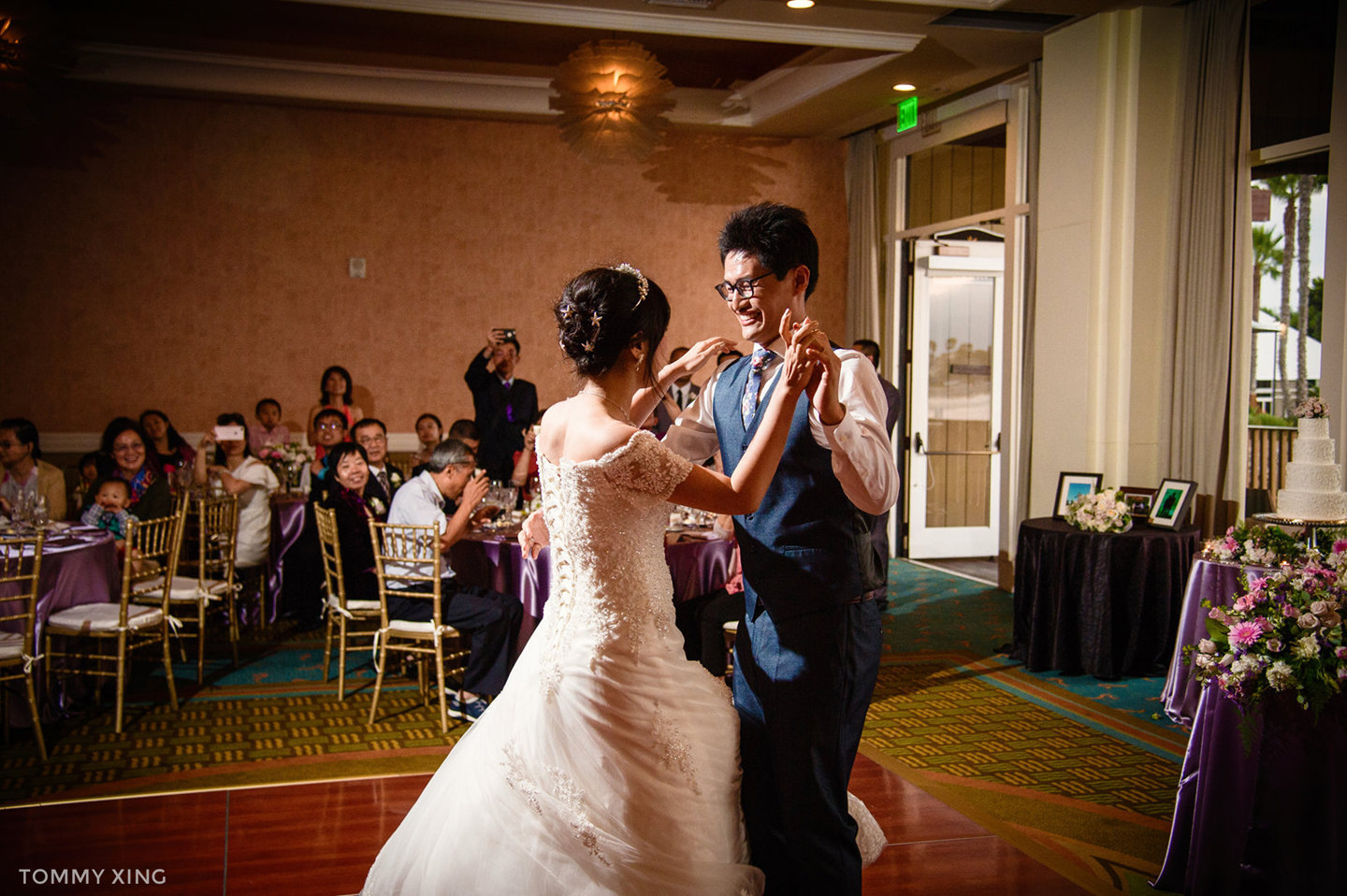 Paradise Point Resort Wedding Xiaolu & Bin San Diego 圣地亚哥婚礼摄影跟拍 Tommy Xing Photography 洛杉矶婚礼婚纱照摄影师 228.jpg