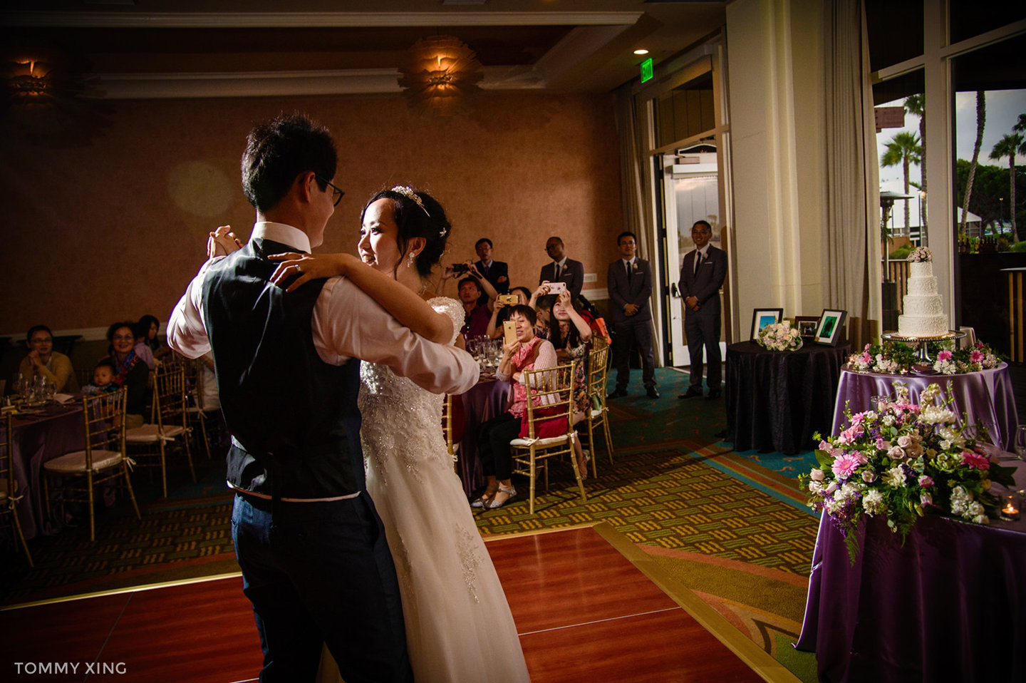 Paradise Point Resort Wedding Xiaolu & Bin San Diego 圣地亚哥婚礼摄影跟拍 Tommy Xing Photography 洛杉矶婚礼婚纱照摄影师 230.jpg