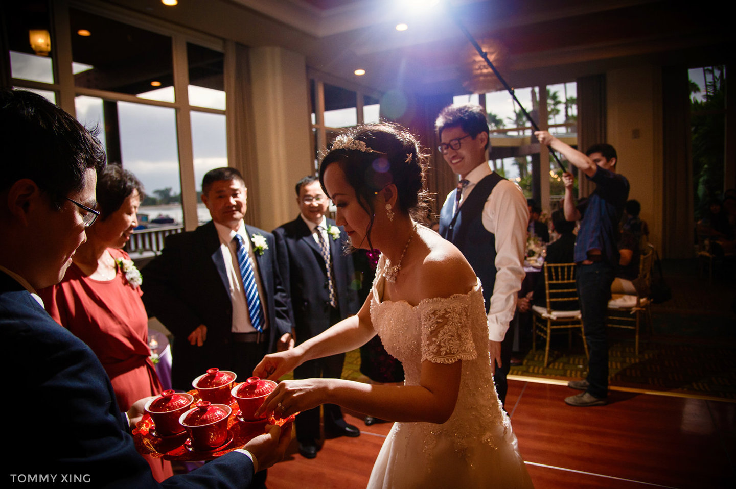 Paradise Point Resort Wedding Xiaolu & Bin San Diego 圣地亚哥婚礼摄影跟拍 Tommy Xing Photography 洛杉矶婚礼婚纱照摄影师 259.jpg