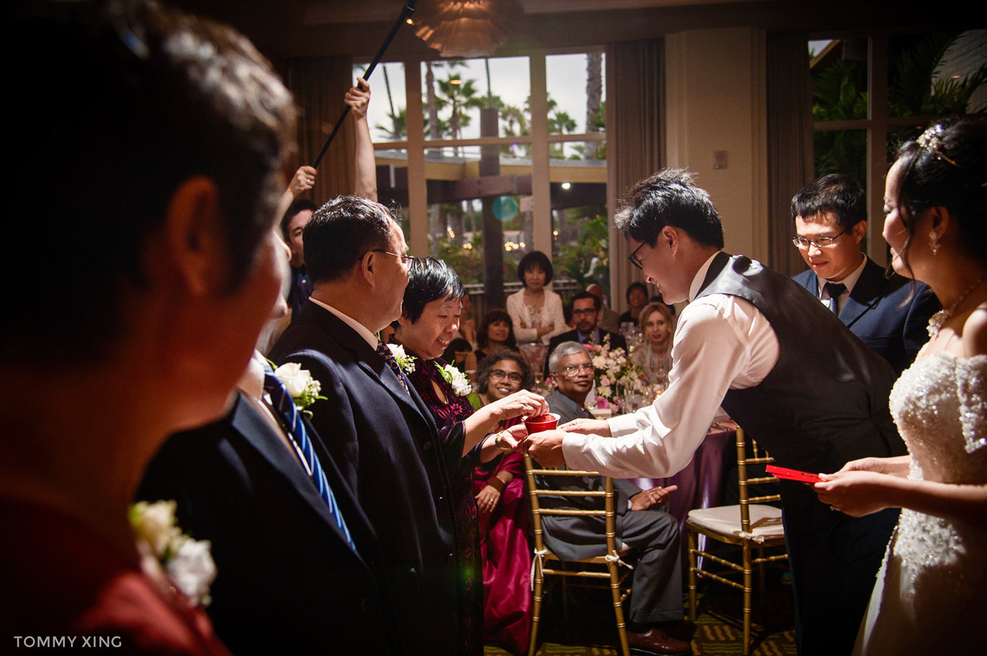 Paradise Point Resort Wedding Xiaolu & Bin San Diego 圣地亚哥婚礼摄影跟拍 Tommy Xing Photography 洛杉矶婚礼婚纱照摄影师 268.jpg