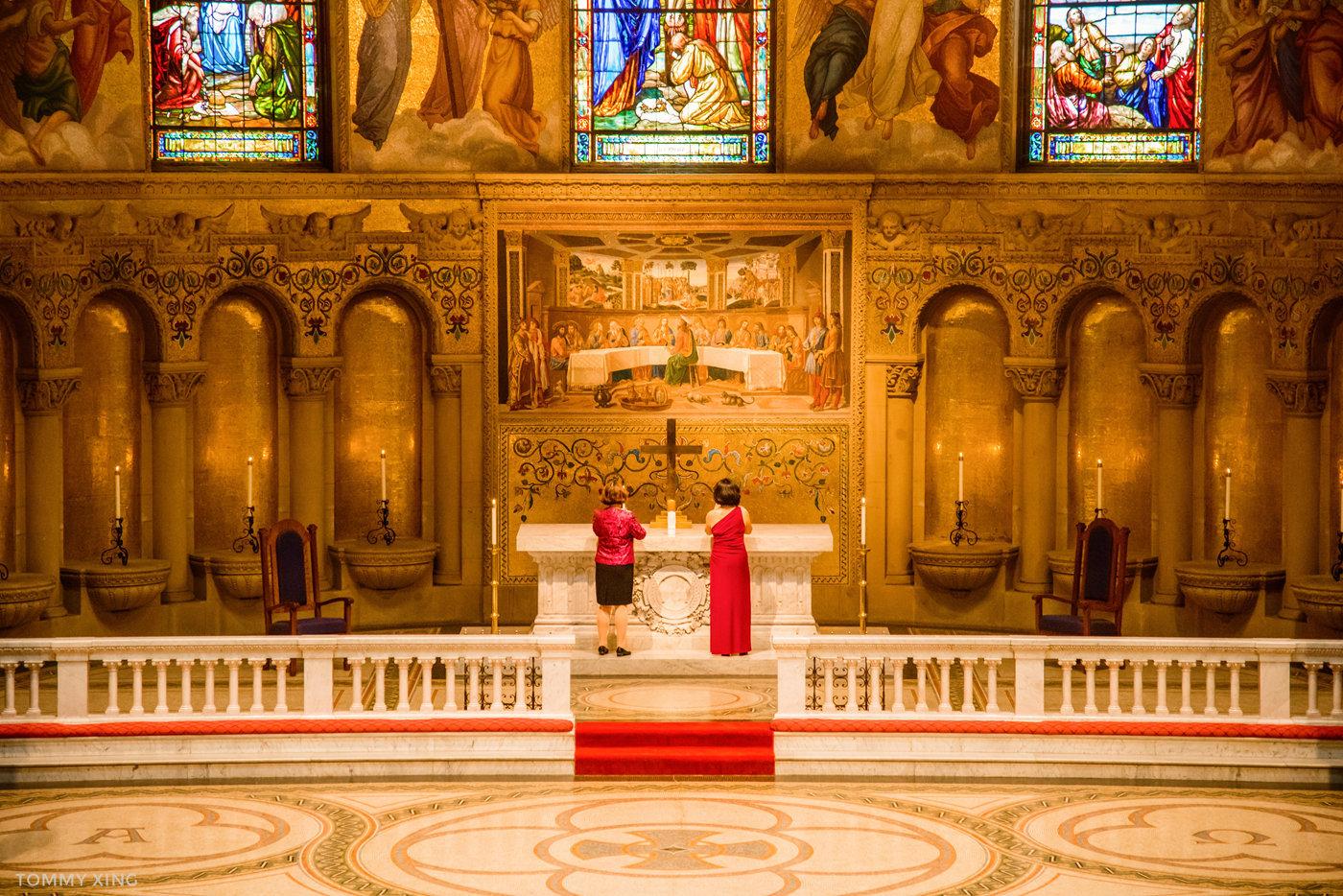 STANFORD MEMORIAL CHURCH WEDDING - Wenjie & Chengcheng - SAN FRANCISCO BAY AREA 斯坦福教堂婚礼跟拍 - 洛杉矶婚礼婚纱照摄影师 Tommy Xing Photography057.jpg