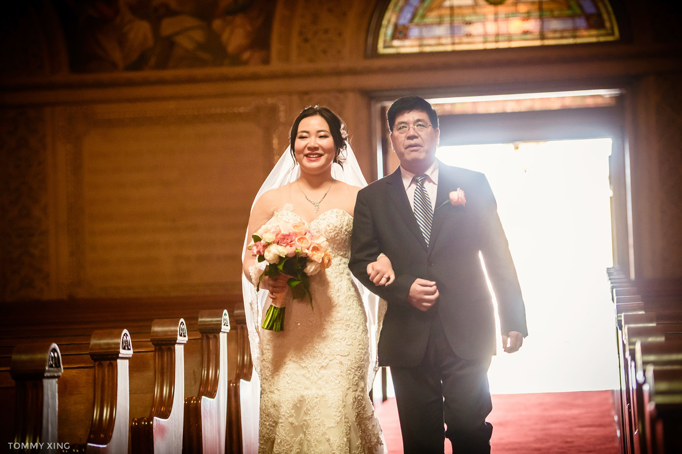 STANFORD MEMORIAL CHURCH WEDDING - Wenjie & Chengcheng - SAN FRANCISCO BAY AREA 斯坦福教堂婚礼跟拍 - 洛杉矶婚礼婚纱照摄影师 Tommy Xing Photography074.jpg