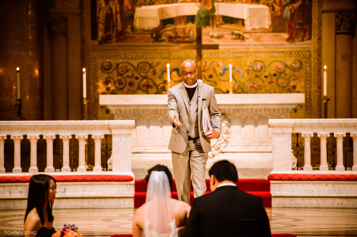 STANFORD MEMORIAL CHURCH WEDDING - Wenjie & Chengcheng - SAN FRANCISCO BAY AREA 斯坦福教堂婚礼跟拍 - 洛杉矶婚礼婚纱照摄影师 Tommy Xing Photography091.jpg
