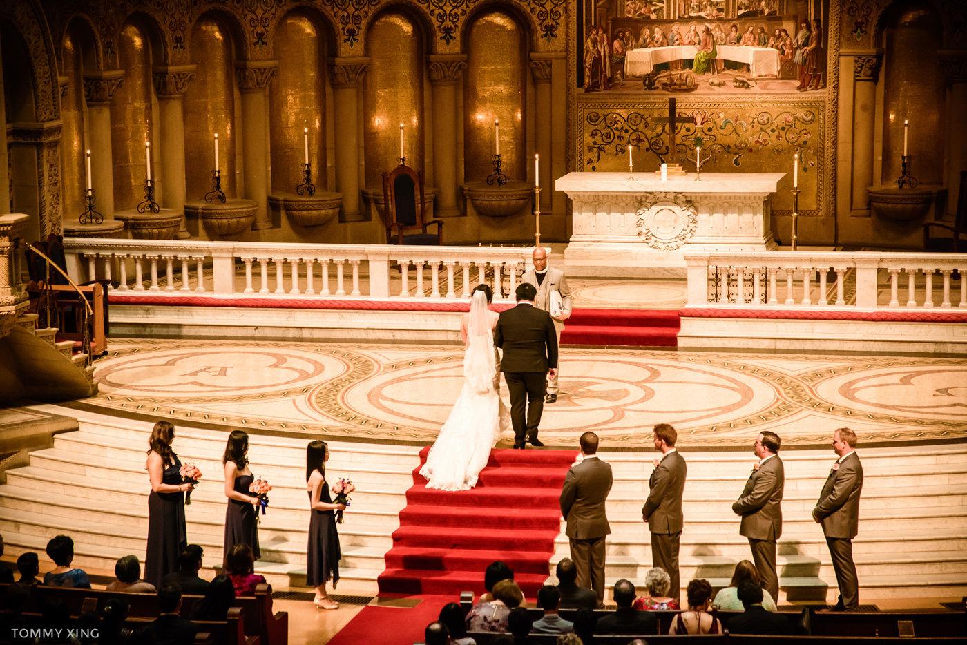 STANFORD MEMORIAL CHURCH WEDDING - Wenjie & Chengcheng - SAN FRANCISCO BAY AREA 斯坦福教堂婚礼跟拍 - 洛杉矶婚礼婚纱照摄影师 Tommy Xing Photography093.jpg