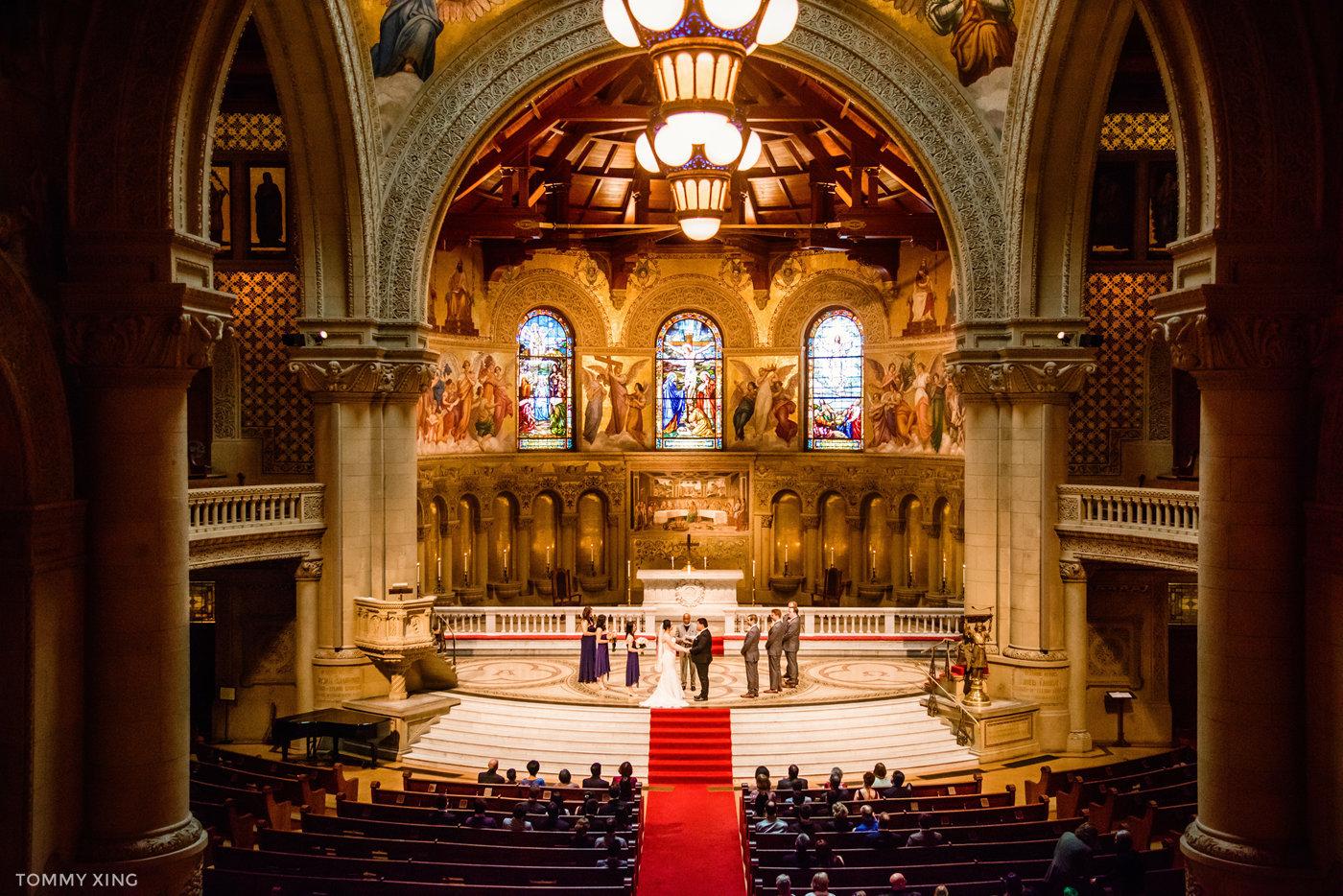 STANFORD MEMORIAL CHURCH WEDDING - Wenjie & Chengcheng - SAN FRANCISCO BAY AREA 斯坦福教堂婚礼跟拍 - 洛杉矶婚礼婚纱照摄影师 Tommy Xing Photography098.jpg