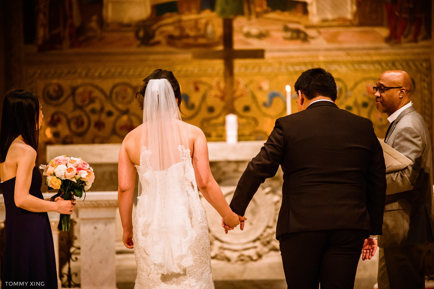 STANFORD MEMORIAL CHURCH WEDDING - Wenjie & Chengcheng - SAN FRANCISCO BAY AREA 斯坦福教堂婚礼跟拍 - 洛杉矶婚礼婚纱照摄影师 Tommy Xing Photography105.jpg