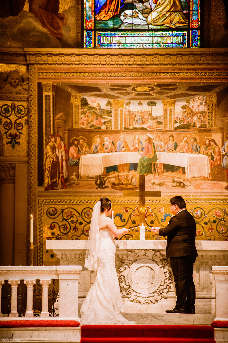STANFORD MEMORIAL CHURCH WEDDING - Wenjie & Chengcheng - SAN FRANCISCO BAY AREA 斯坦福教堂婚礼跟拍 - 洛杉矶婚礼婚纱照摄影师 Tommy Xing Photography108.jpg