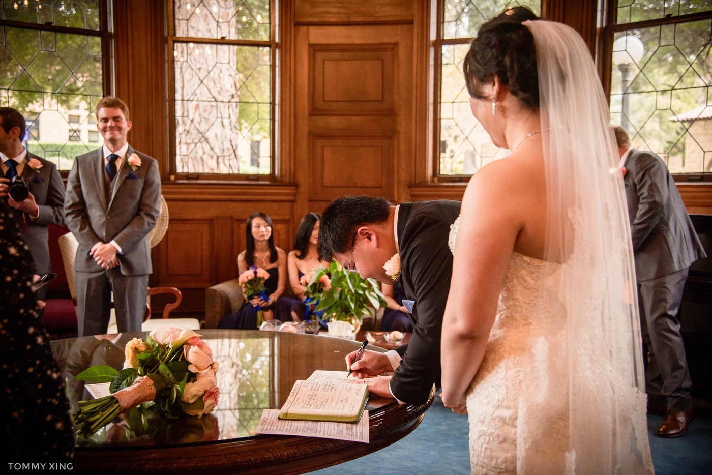 STANFORD MEMORIAL CHURCH WEDDING - Wenjie & Chengcheng - SAN FRANCISCO BAY AREA 斯坦福教堂婚礼跟拍 - 洛杉矶婚礼婚纱照摄影师 Tommy Xing Photography132.jpg