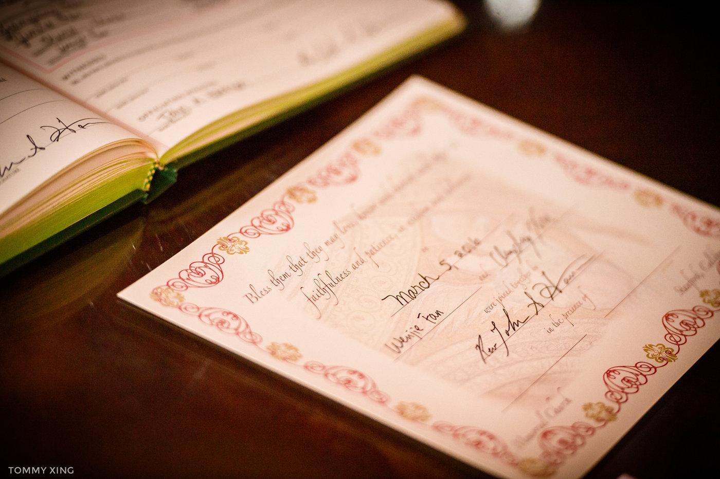 STANFORD MEMORIAL CHURCH WEDDING - Wenjie & Chengcheng - SAN FRANCISCO BAY AREA 斯坦福教堂婚礼跟拍 - 洛杉矶婚礼婚纱照摄影师 Tommy Xing Photography134.jpg
