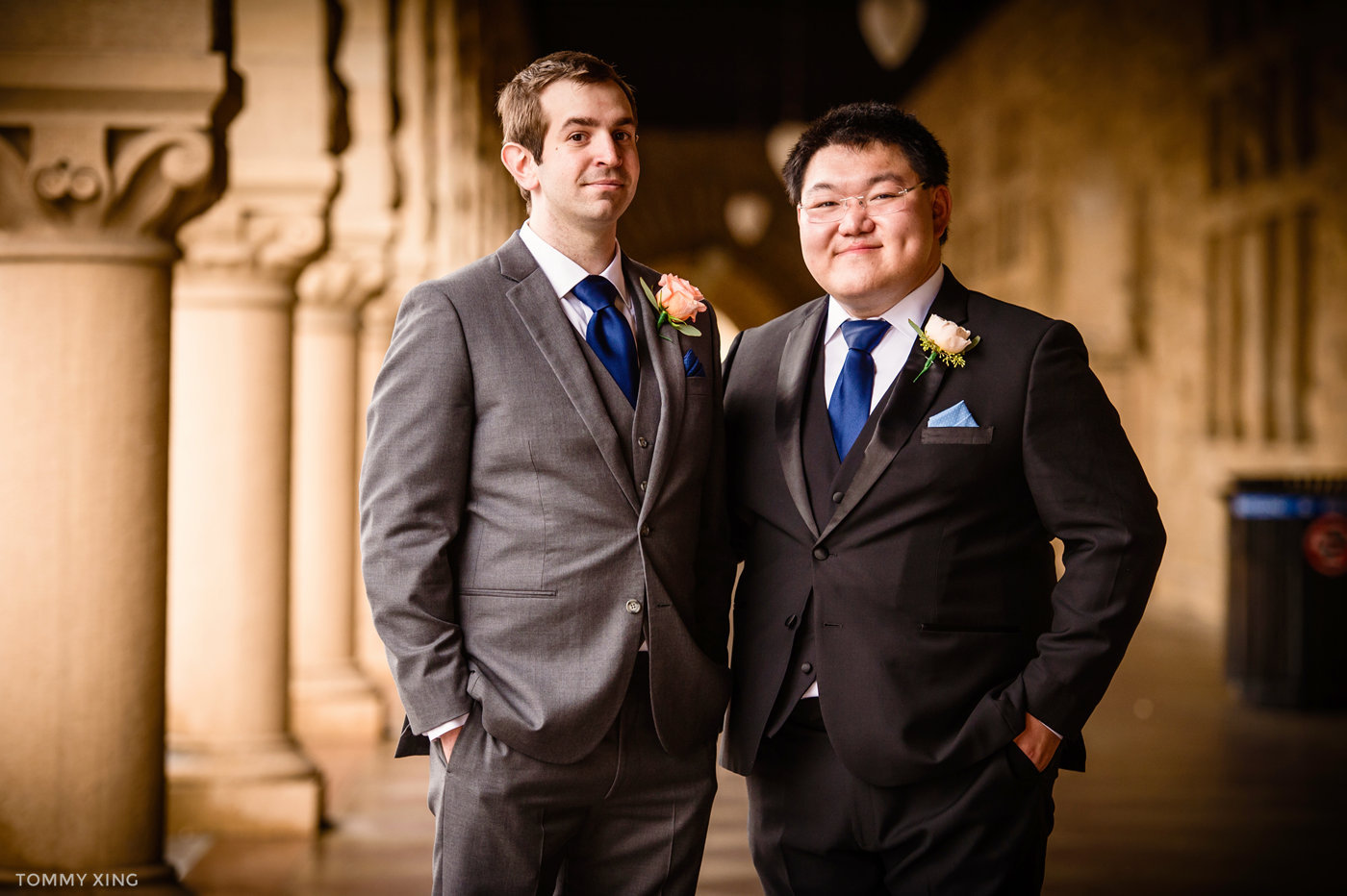 STANFORD MEMORIAL CHURCH WEDDING - Wenjie & Chengcheng - SAN FRANCISCO BAY AREA 斯坦福教堂婚礼跟拍 - 洛杉矶婚礼婚纱照摄影师 Tommy Xing Photography138.jpg
