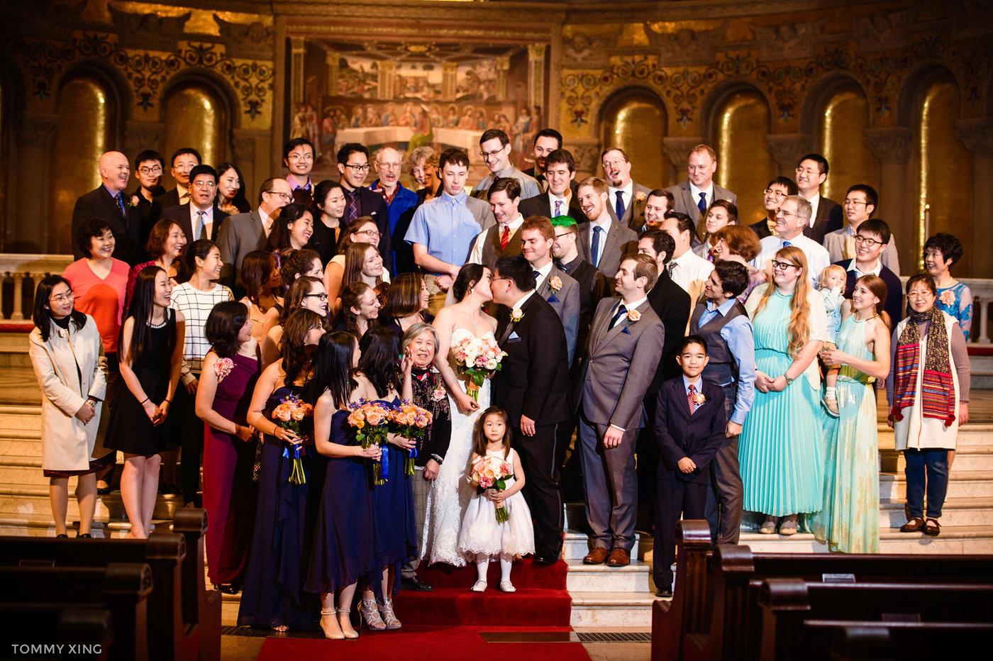 STANFORD MEMORIAL CHURCH WEDDING - Wenjie & Chengcheng - SAN FRANCISCO BAY AREA 斯坦福教堂婚礼跟拍 - 洛杉矶婚礼婚纱照摄影师 Tommy Xing Photography137.jpg