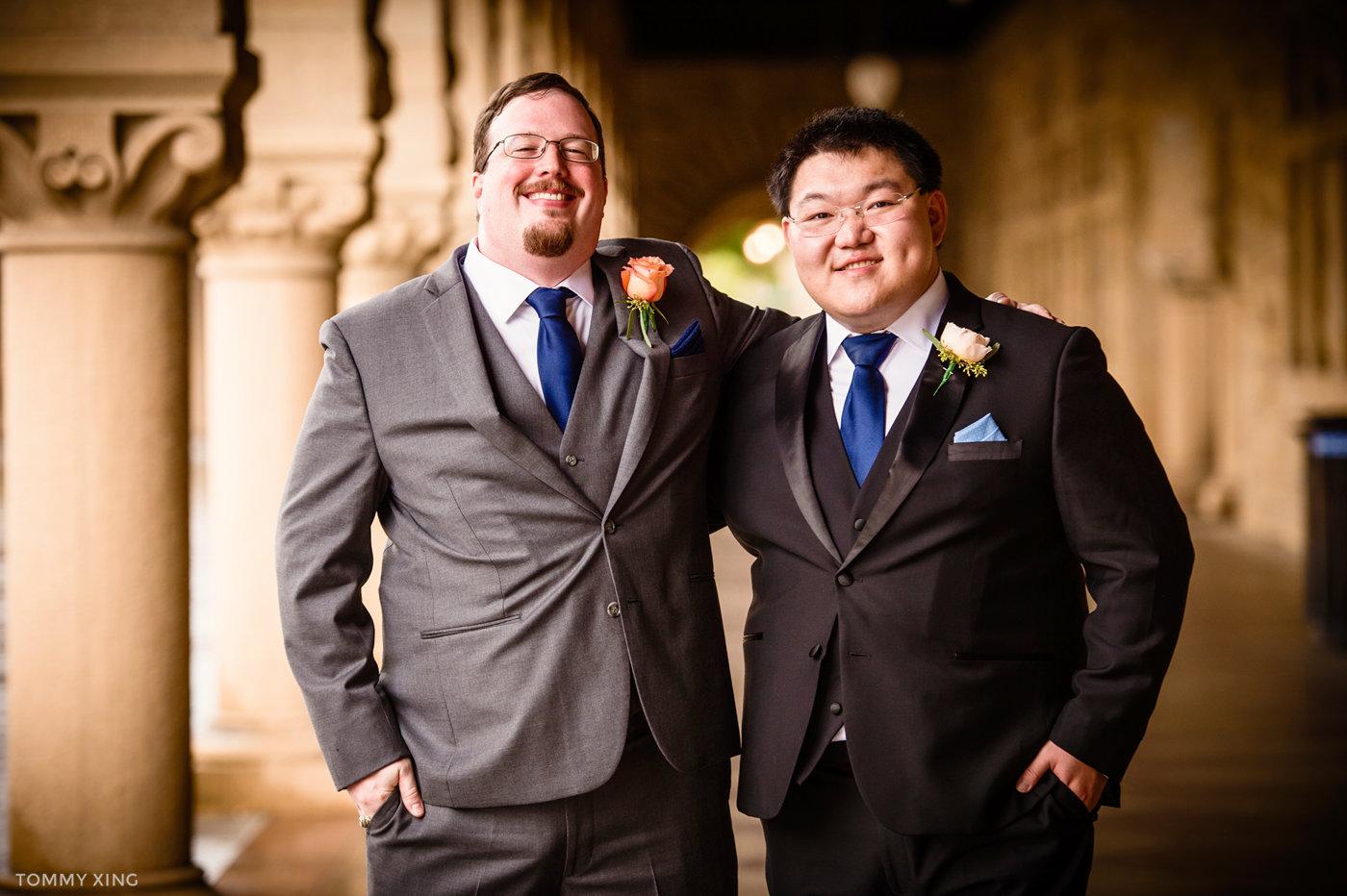 STANFORD MEMORIAL CHURCH WEDDING - Wenjie & Chengcheng - SAN FRANCISCO BAY AREA 斯坦福教堂婚礼跟拍 - 洛杉矶婚礼婚纱照摄影师 Tommy Xing Photography140.jpg
