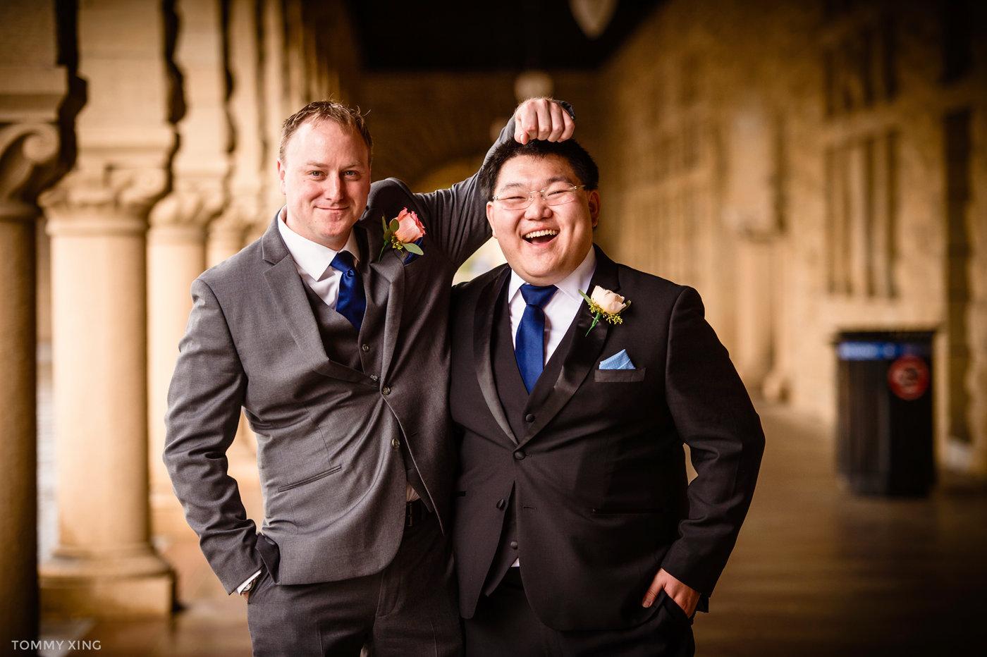 STANFORD MEMORIAL CHURCH WEDDING - Wenjie & Chengcheng - SAN FRANCISCO BAY AREA 斯坦福教堂婚礼跟拍 - 洛杉矶婚礼婚纱照摄影师 Tommy Xing Photography141.jpg