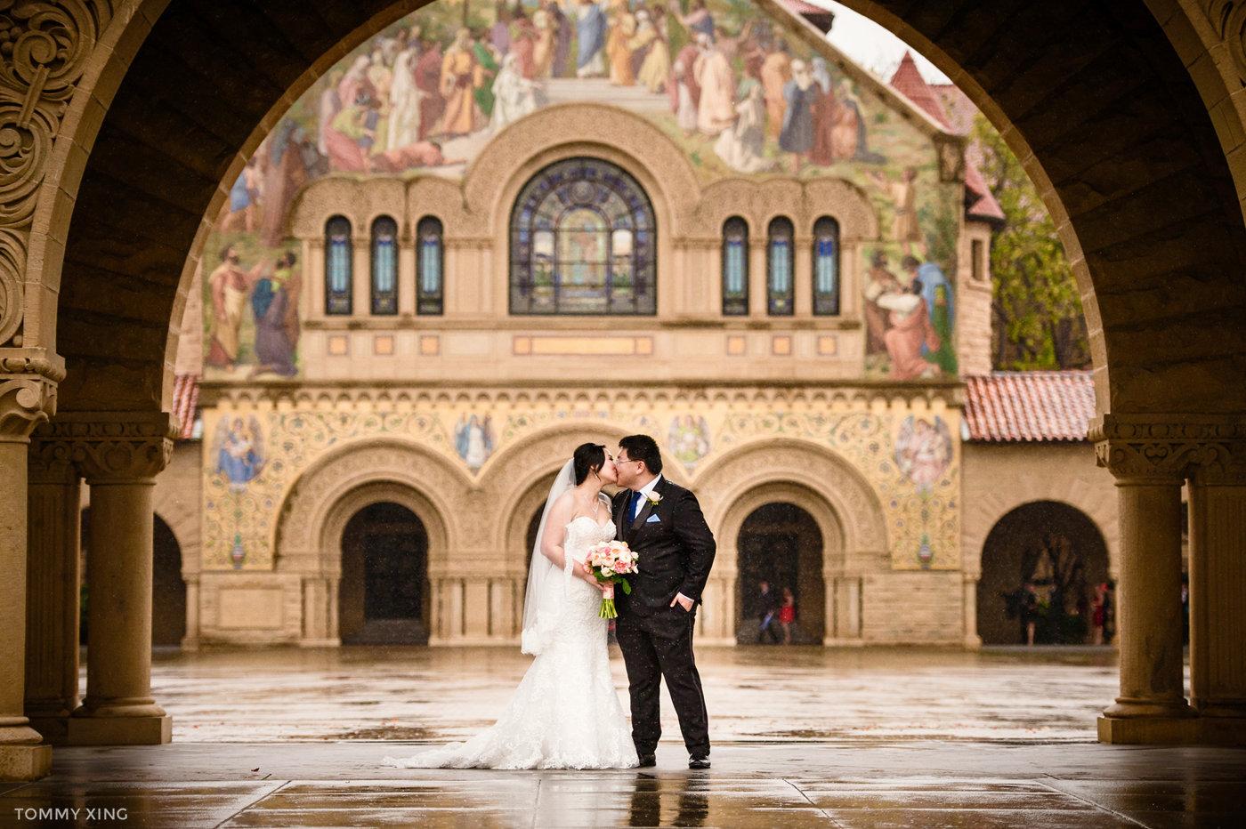 STANFORD MEMORIAL CHURCH WEDDING - Wenjie & Chengcheng - SAN FRANCISCO BAY AREA 斯坦福教堂婚礼跟拍 - 洛杉矶婚礼婚纱照摄影师 Tommy Xing Photography161.jpg