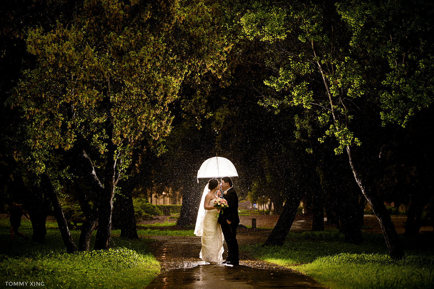 STANFORD MEMORIAL CHURCH WEDDING - Wenjie & Chengcheng - SAN FRANCISCO BAY AREA 斯坦福教堂婚礼跟拍 - 洛杉矶婚礼婚纱照摄影师 Tommy Xing Photography165.jpg