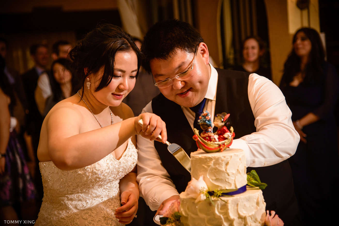 STANFORD MEMORIAL CHURCH WEDDING - Wenjie & Chengcheng - SAN FRANCISCO BAY AREA 斯坦福教堂婚礼跟拍 - 洛杉矶婚礼婚纱照摄影师 Tommy Xing Photography235.jpg