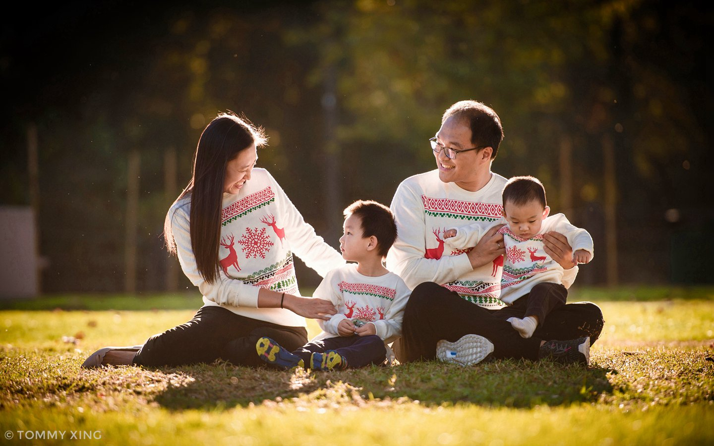 Los Angeles Family Portrait Photographer 洛杉矶家庭摄影师 Tommy Xing  02.jpg
