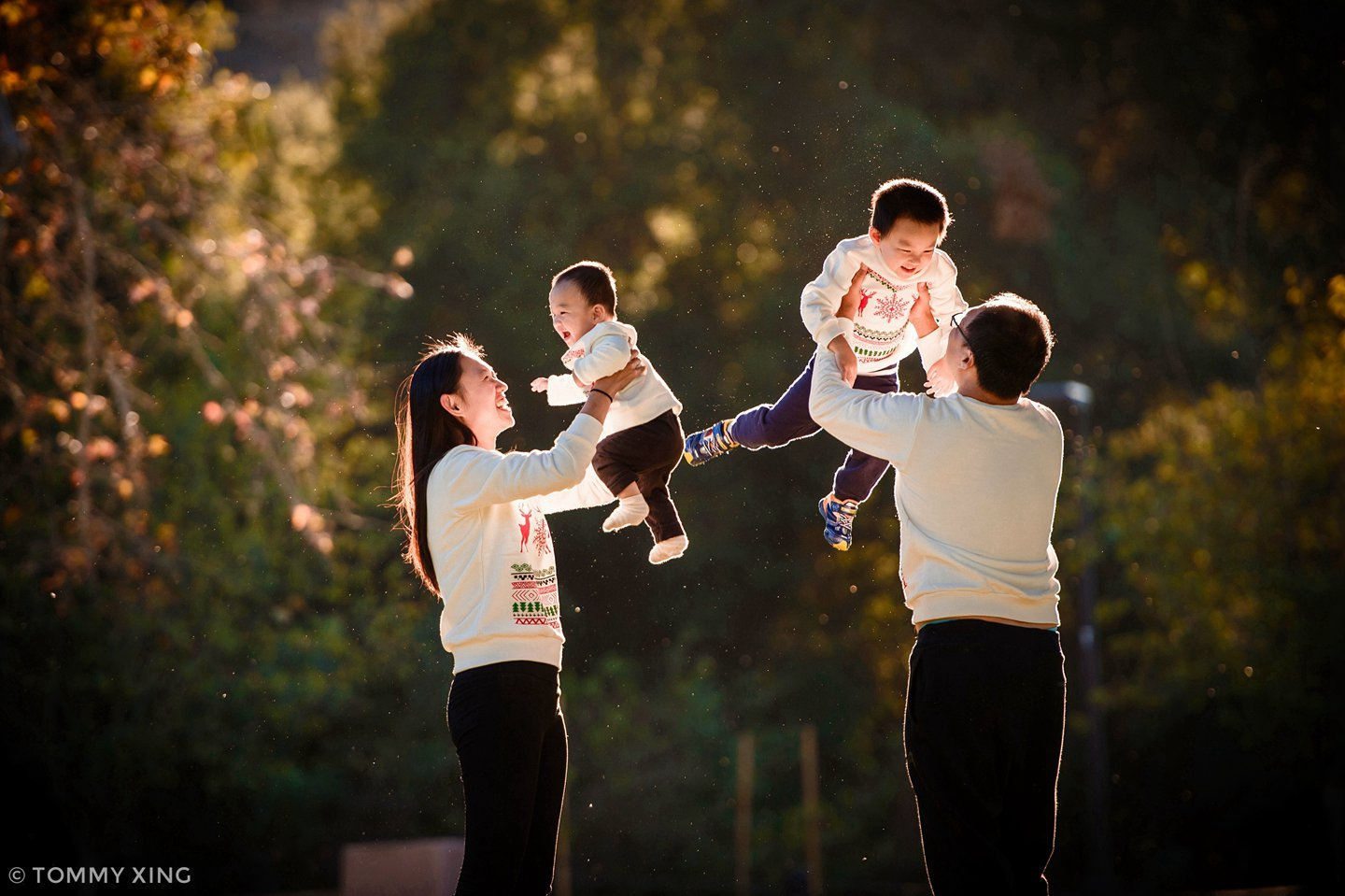 Los Angeles Family Portrait Photographer 洛杉矶家庭摄影师 Tommy Xing  04.jpg