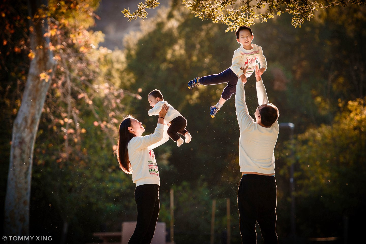 Los Angeles Family Portrait Photographer 洛杉矶家庭摄影师 Tommy Xing  06.jpg